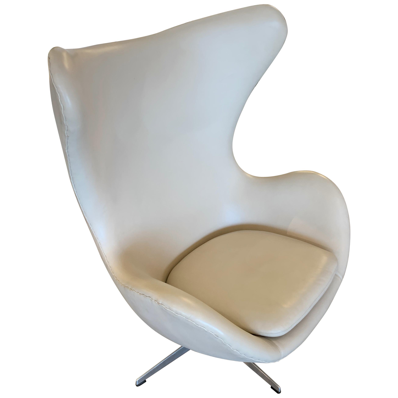 Arne Jacobsen Egg Chair.Arne Jacobsen Egg Chair By Fritz Hansen Chairish