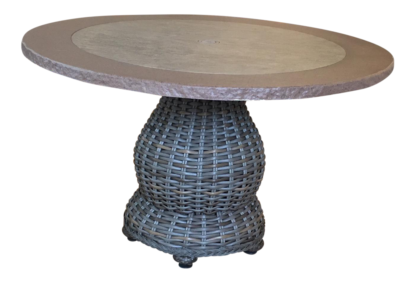 Lane Venture South Hampton Outdoor Dining Table Showroom Sample Chairish