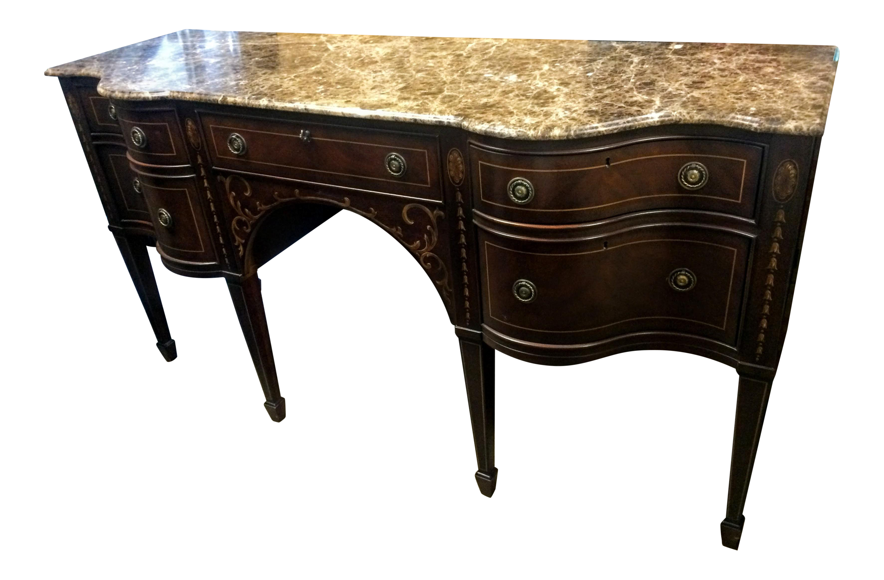 used furniture chairish off the collection to lacquered maker drexel company nightstand at gently campaign up