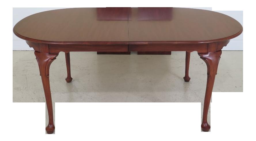 Henkel Harris Model #2205 Cherry Dining Room Table