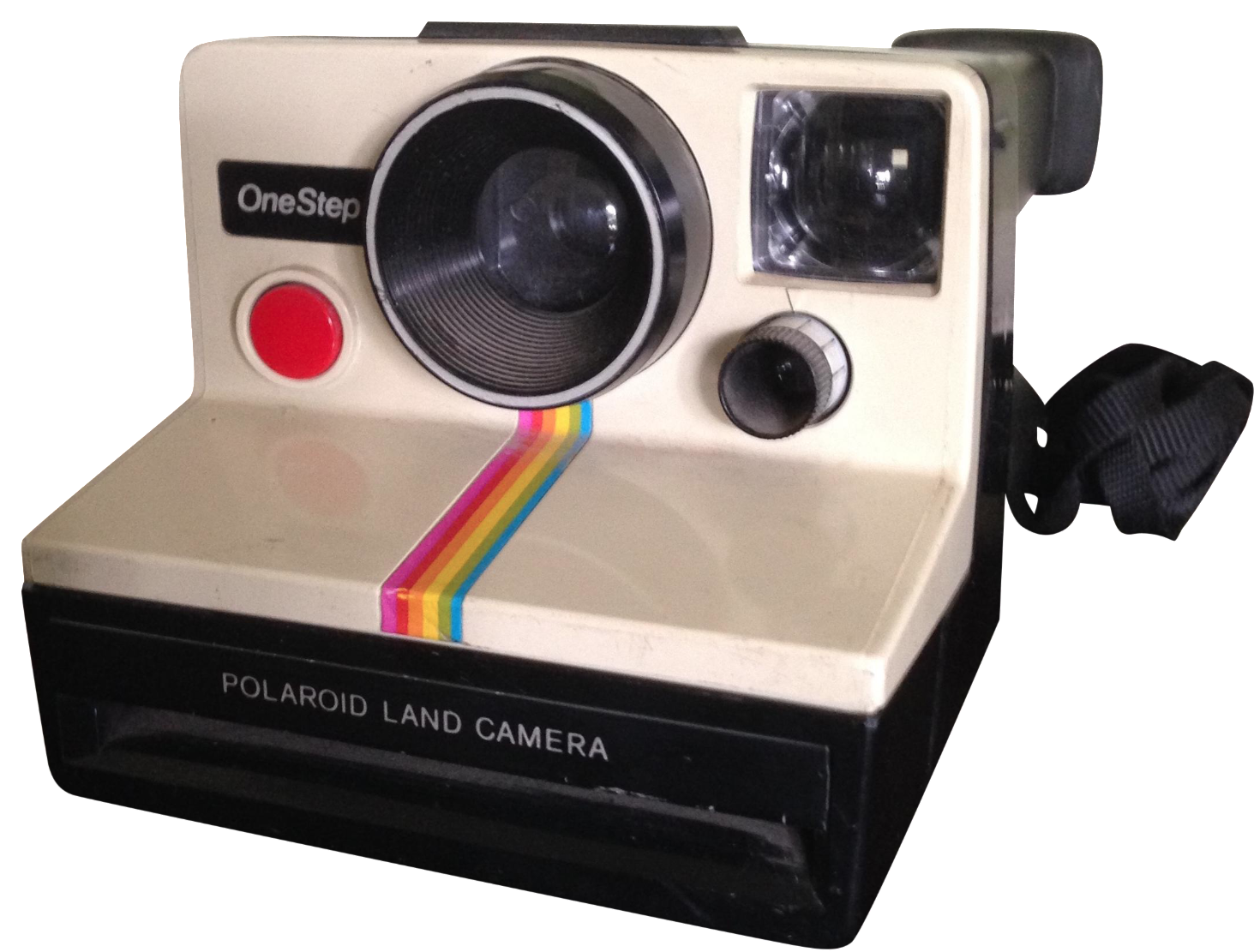 Vintage Polaroid One Step Land Camera Chairish