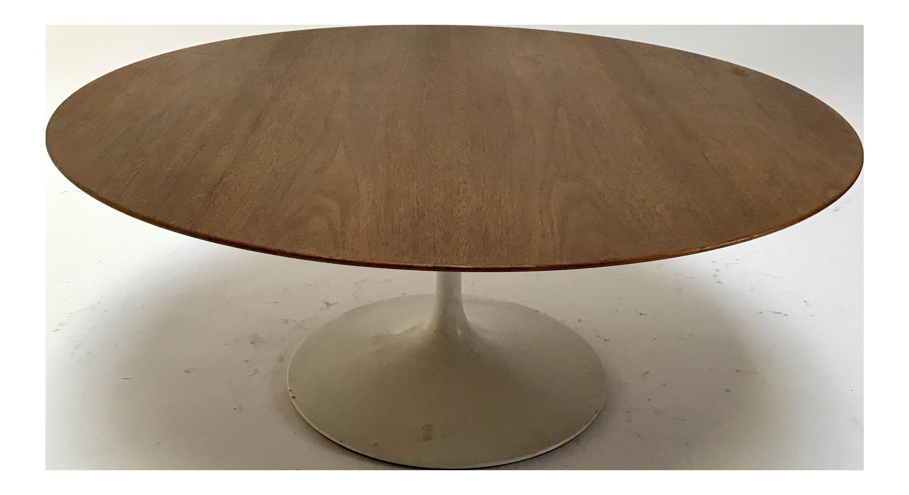 Vintage Knoll Tulip Coffee Table