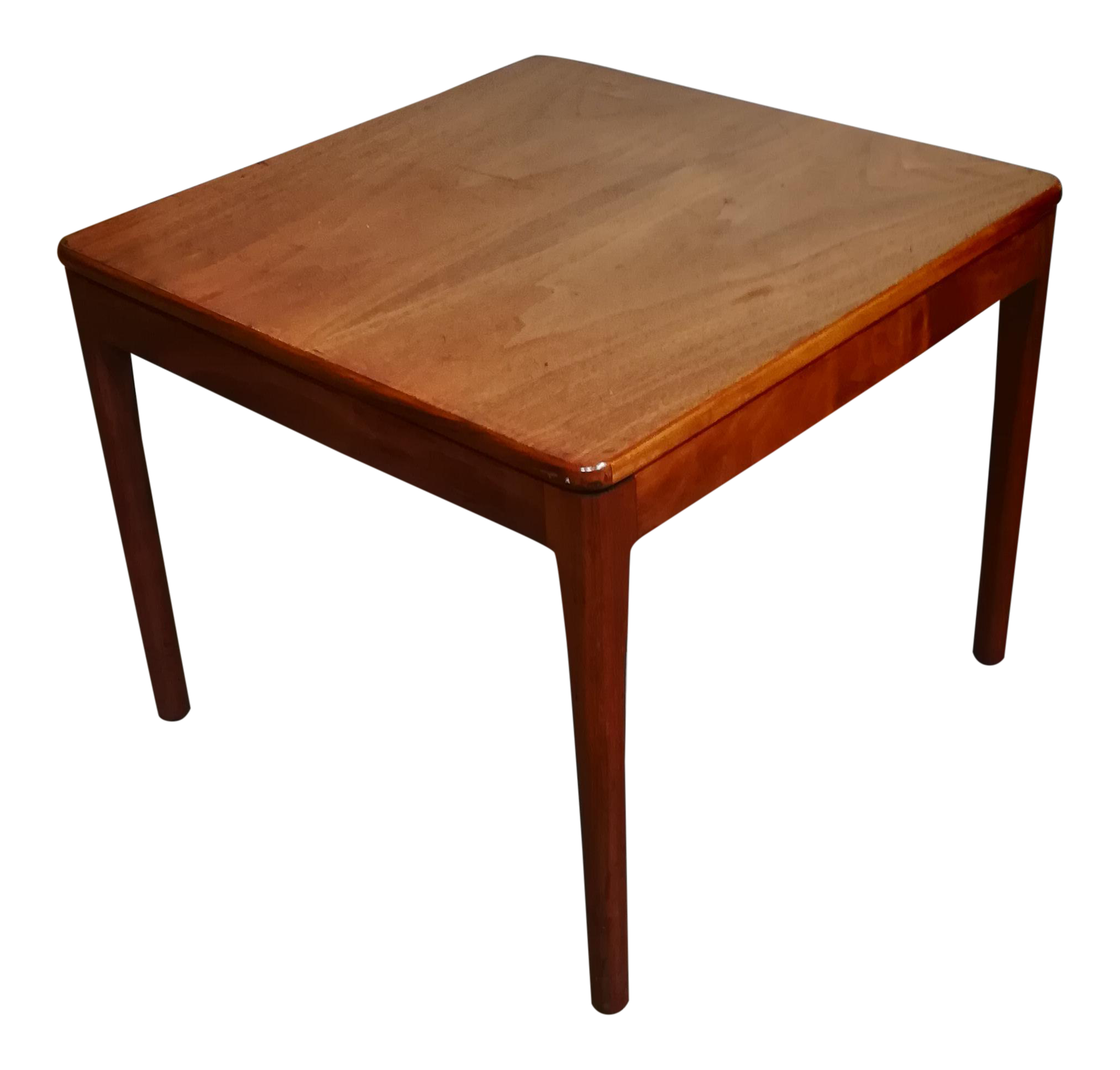 Mid century drexel side table chairish for Table induction 71 x 52
