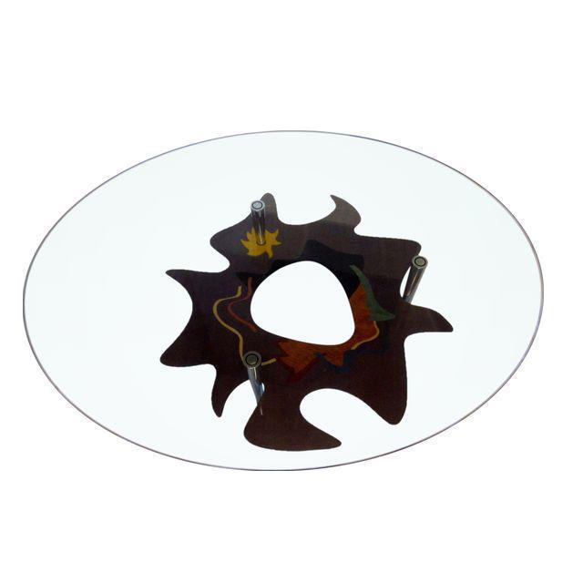 Roche bobois italian lacquer coffee table chairish for Roche bobois italia