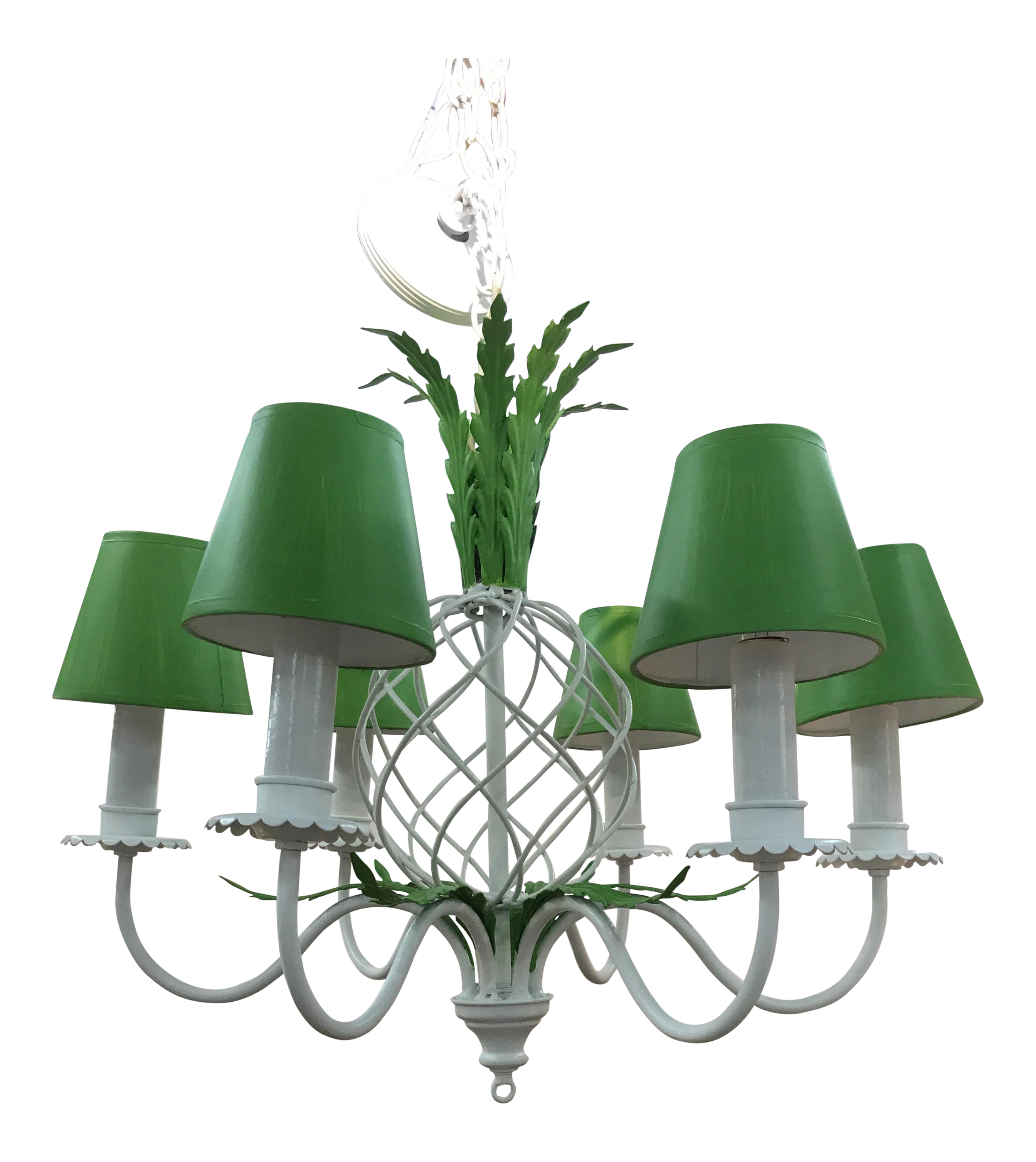 muse and plumen green chandelier original diy drop lighting curated chandeliers set pin cap idea ivy by