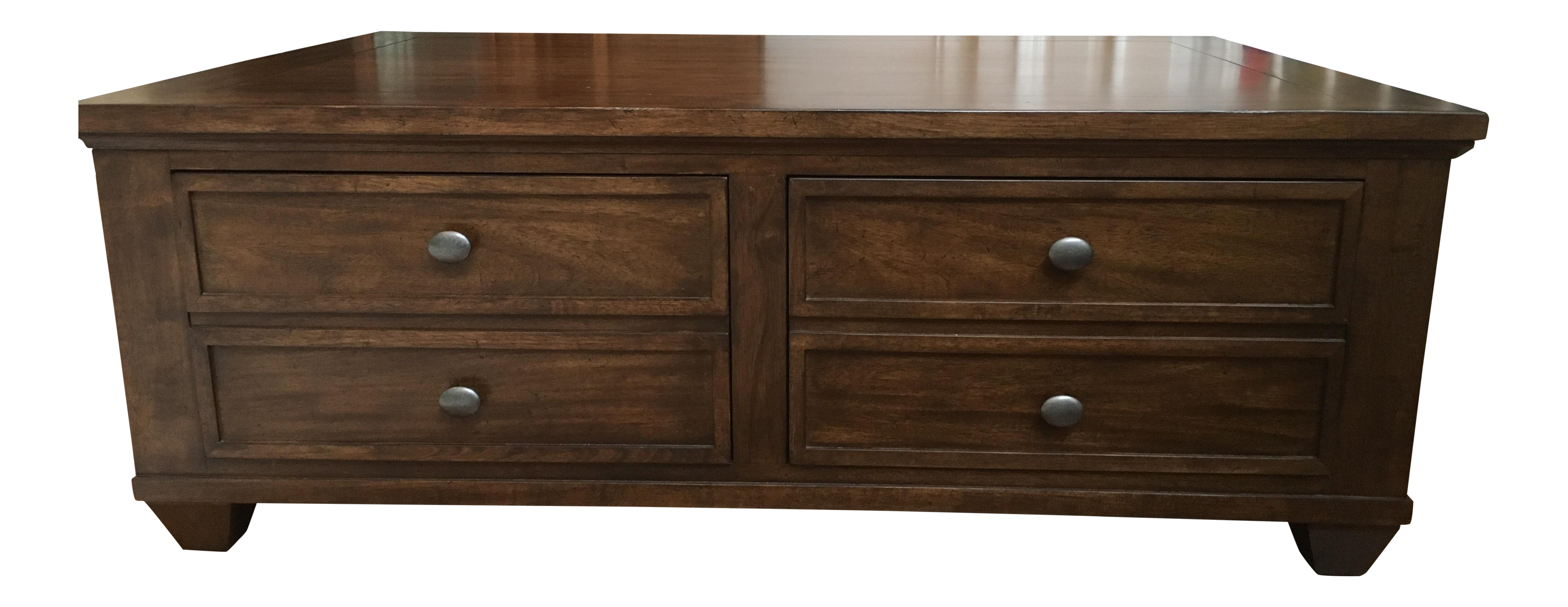 design walnut detail with elegant coffee gallery drawers ideas of simple drawer best table