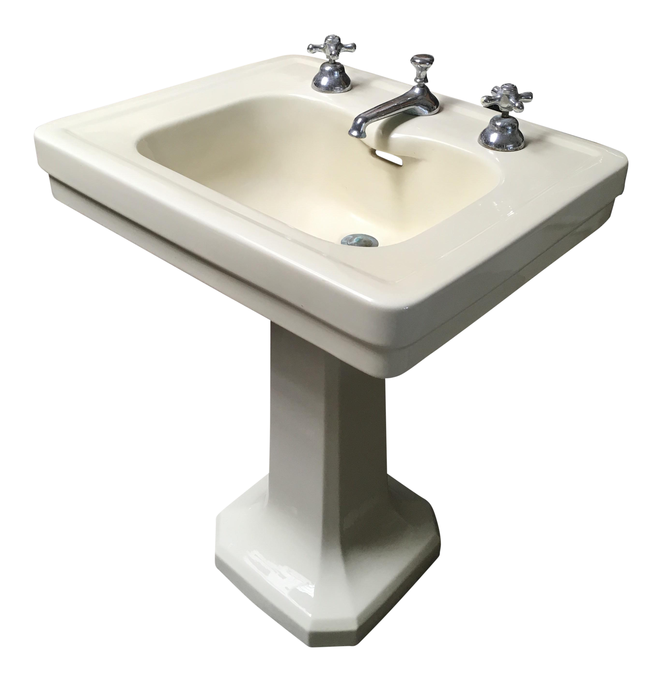 faucet for pedestal ideas of design sink square