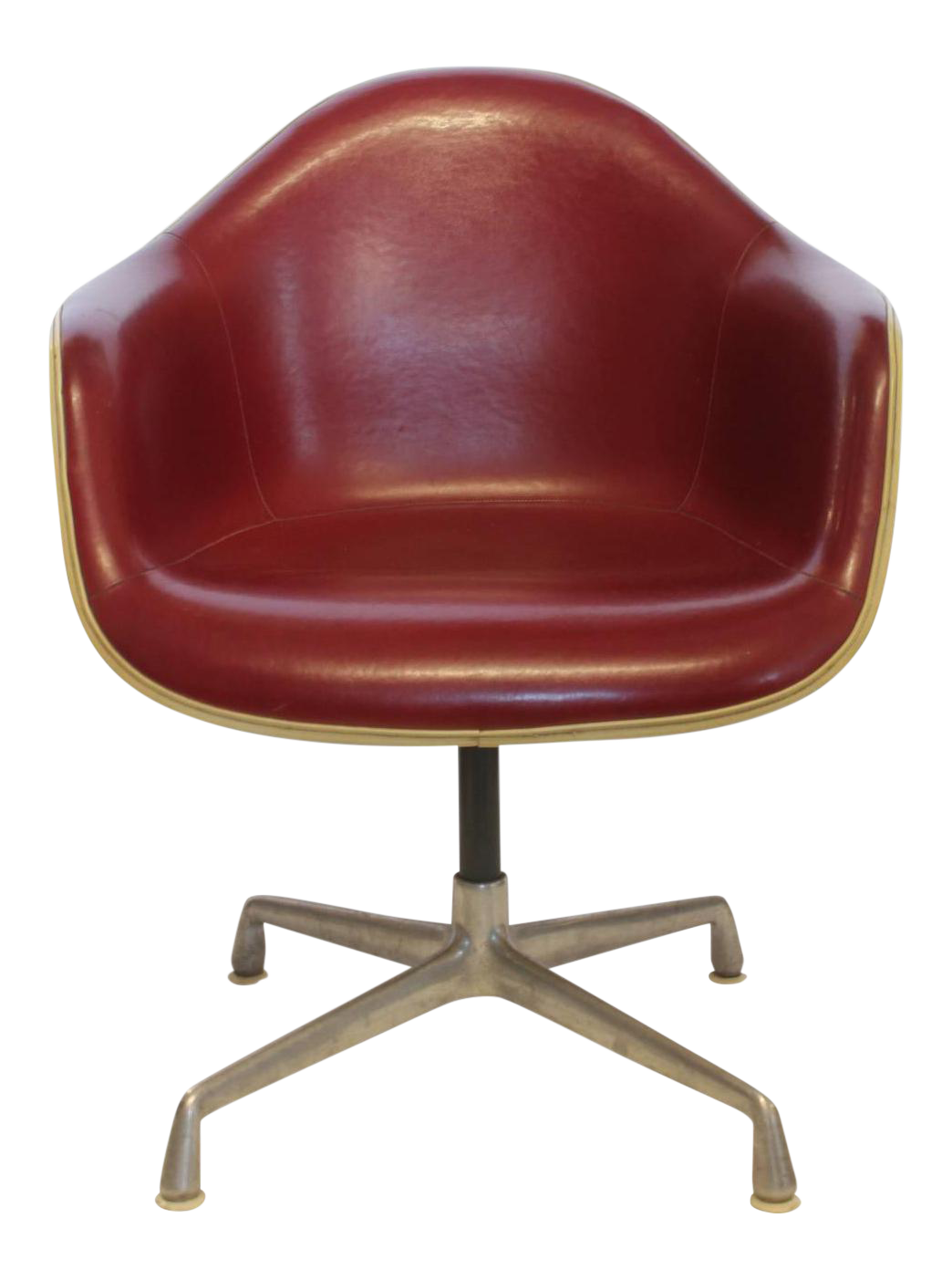office bucket chair. Charles Eames For Herman Miller Swivel Bucket Chair Office