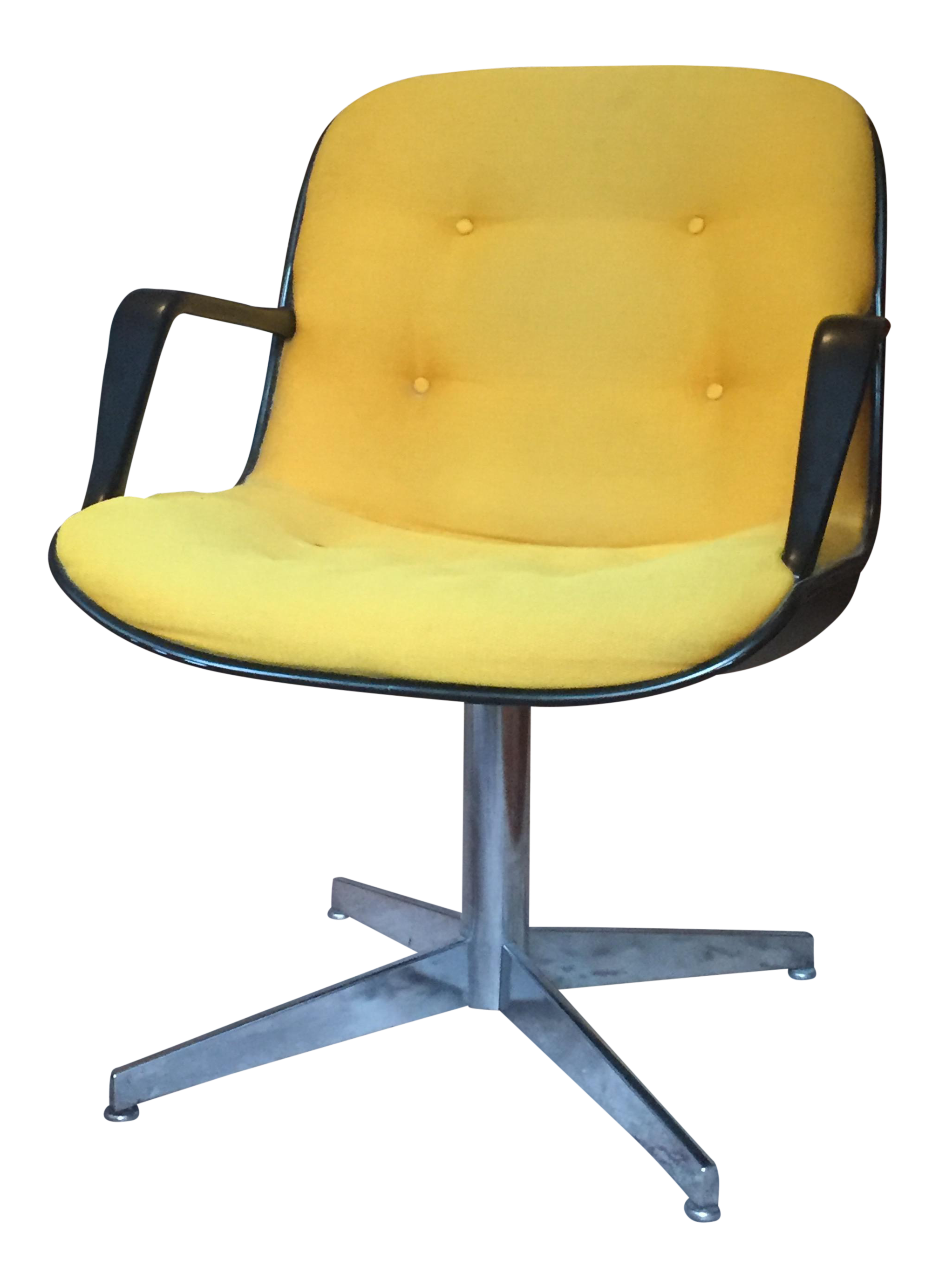Steelcase Charles Pollock Style Executive Chair