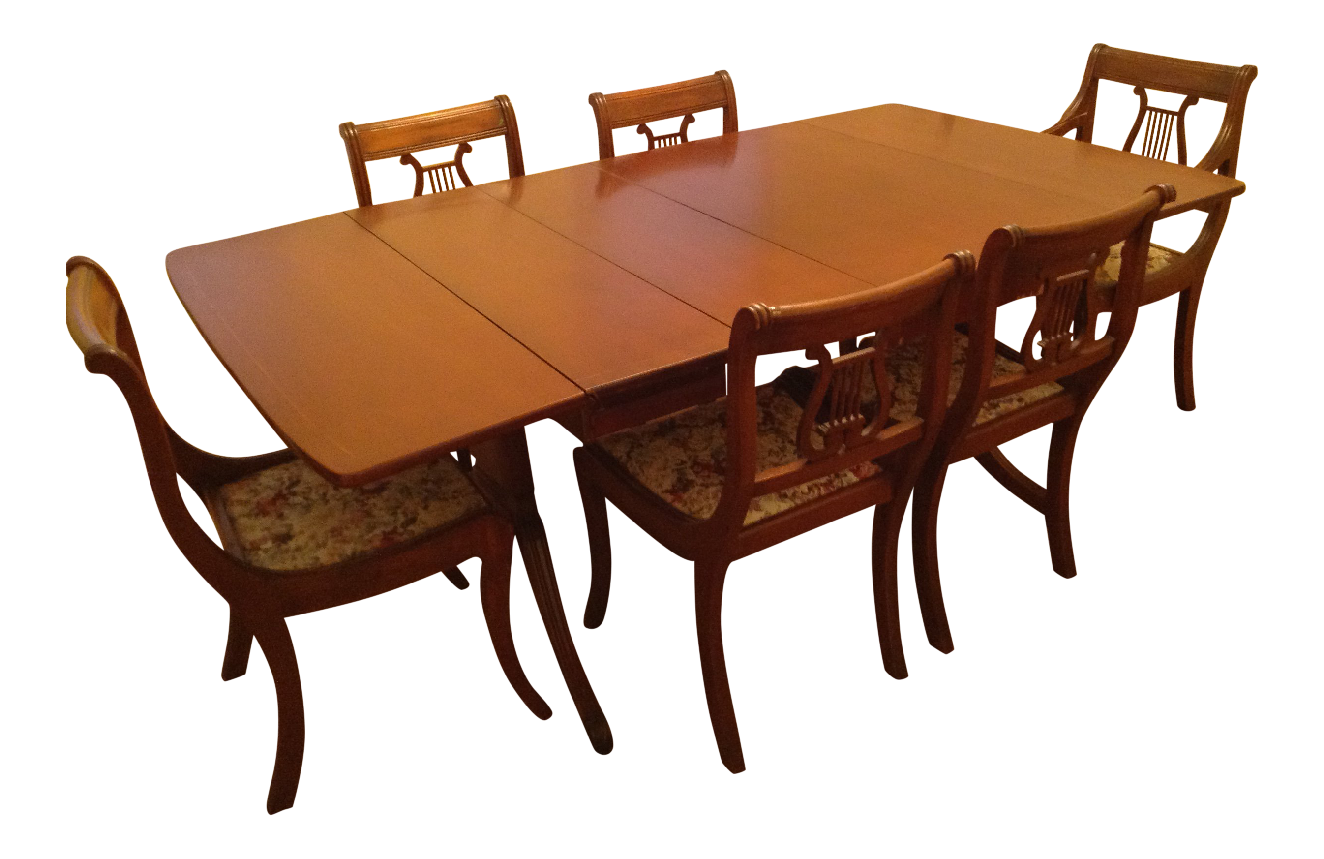 Fabulous 1930S Drexel Traditional Dining Room Set Machost Co Dining Chair Design Ideas Machostcouk