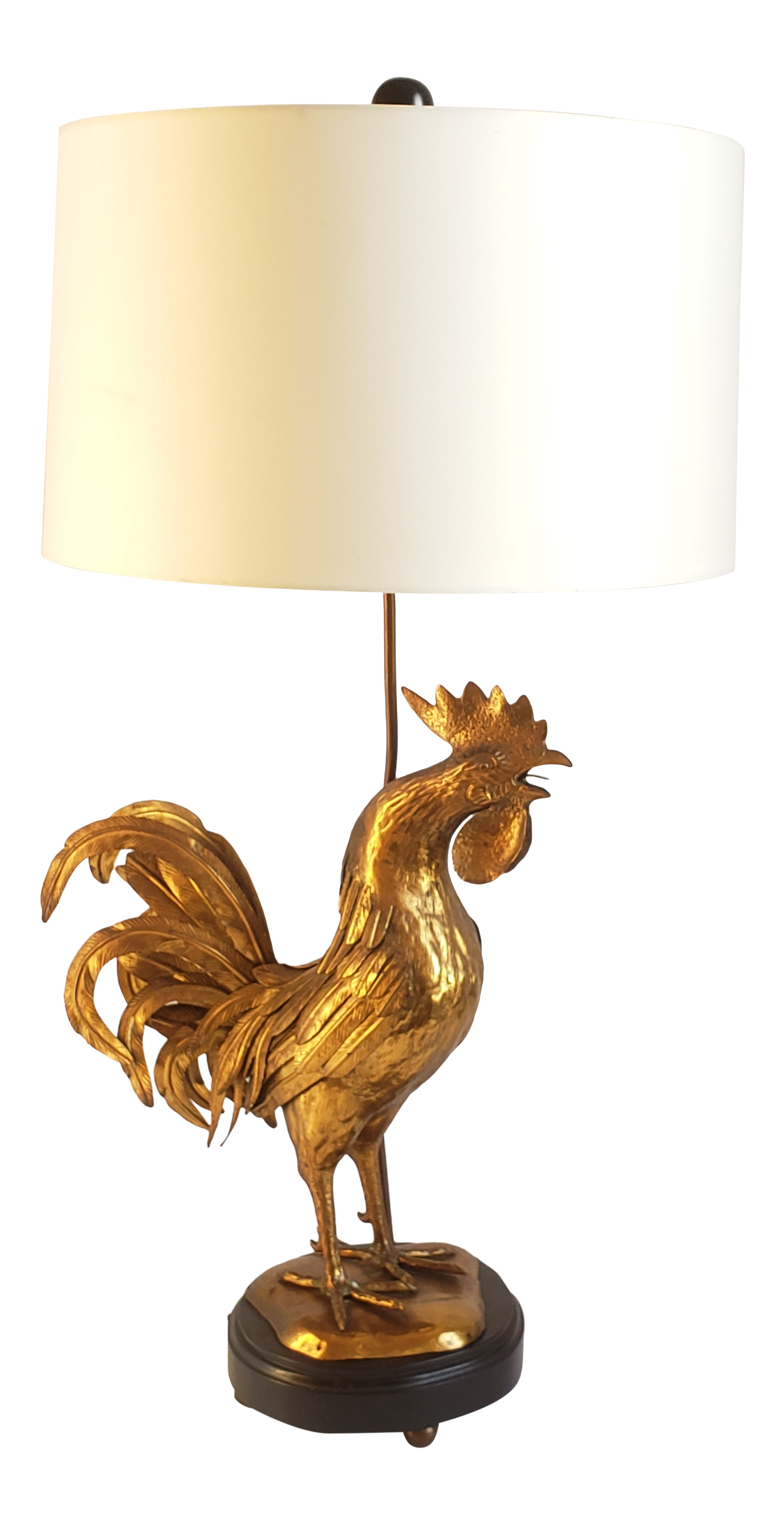 Unique Rooster Lamp by Dimond Lighting 7-208