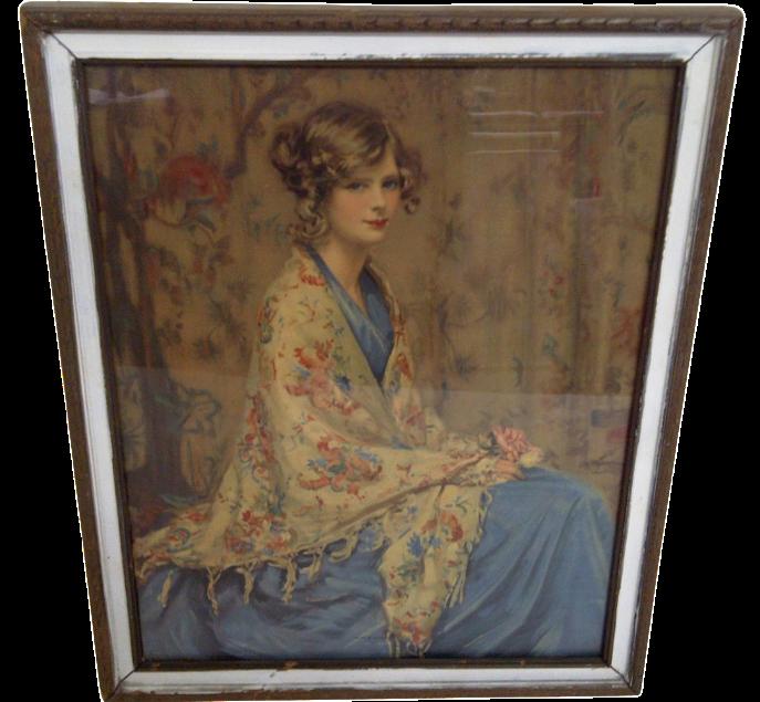 quot alice blue gown  quot  1930s chairish