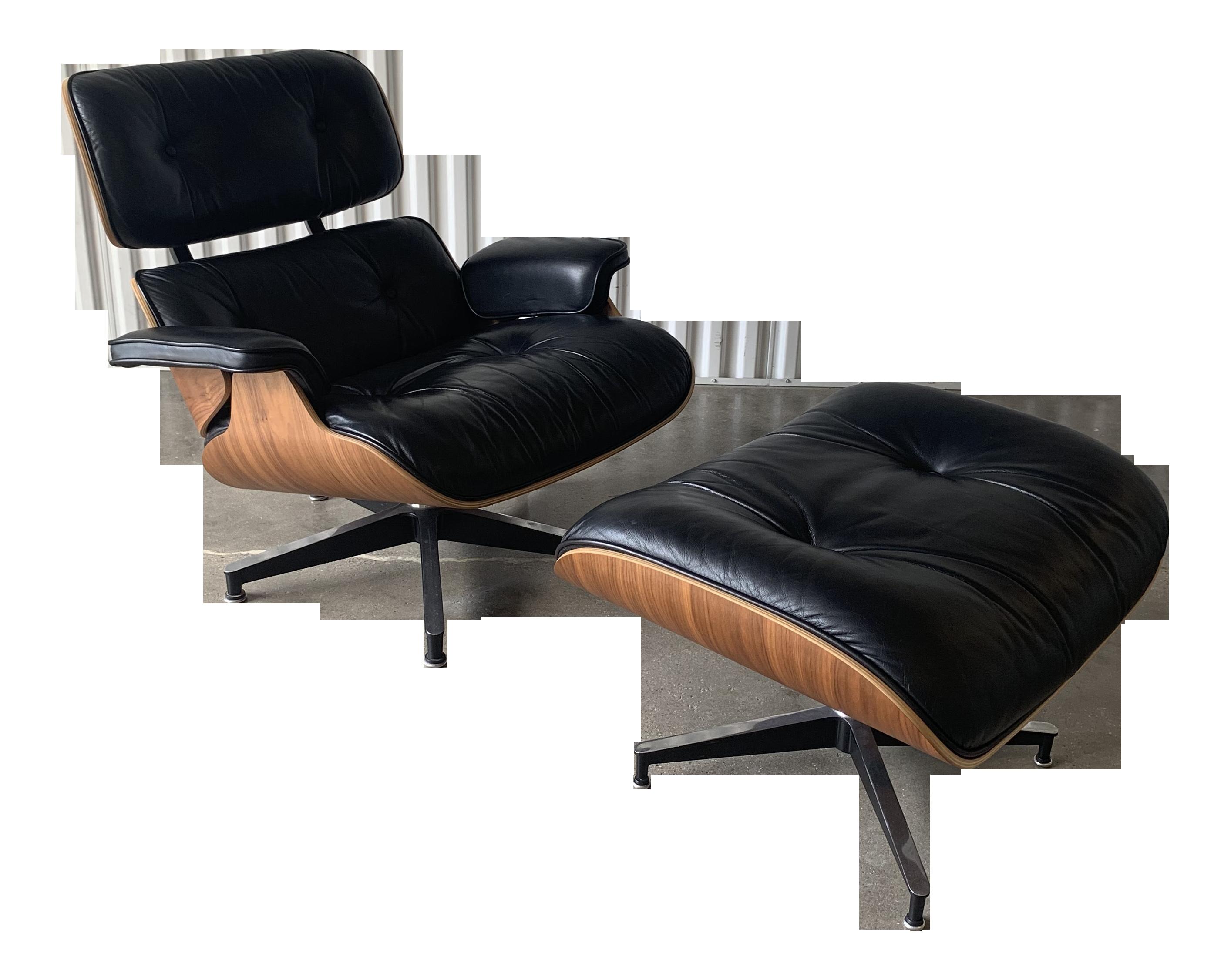 Superb Herman Miller Eames Lounge Chair Ottoman Uwap Interior Chair Design Uwaporg