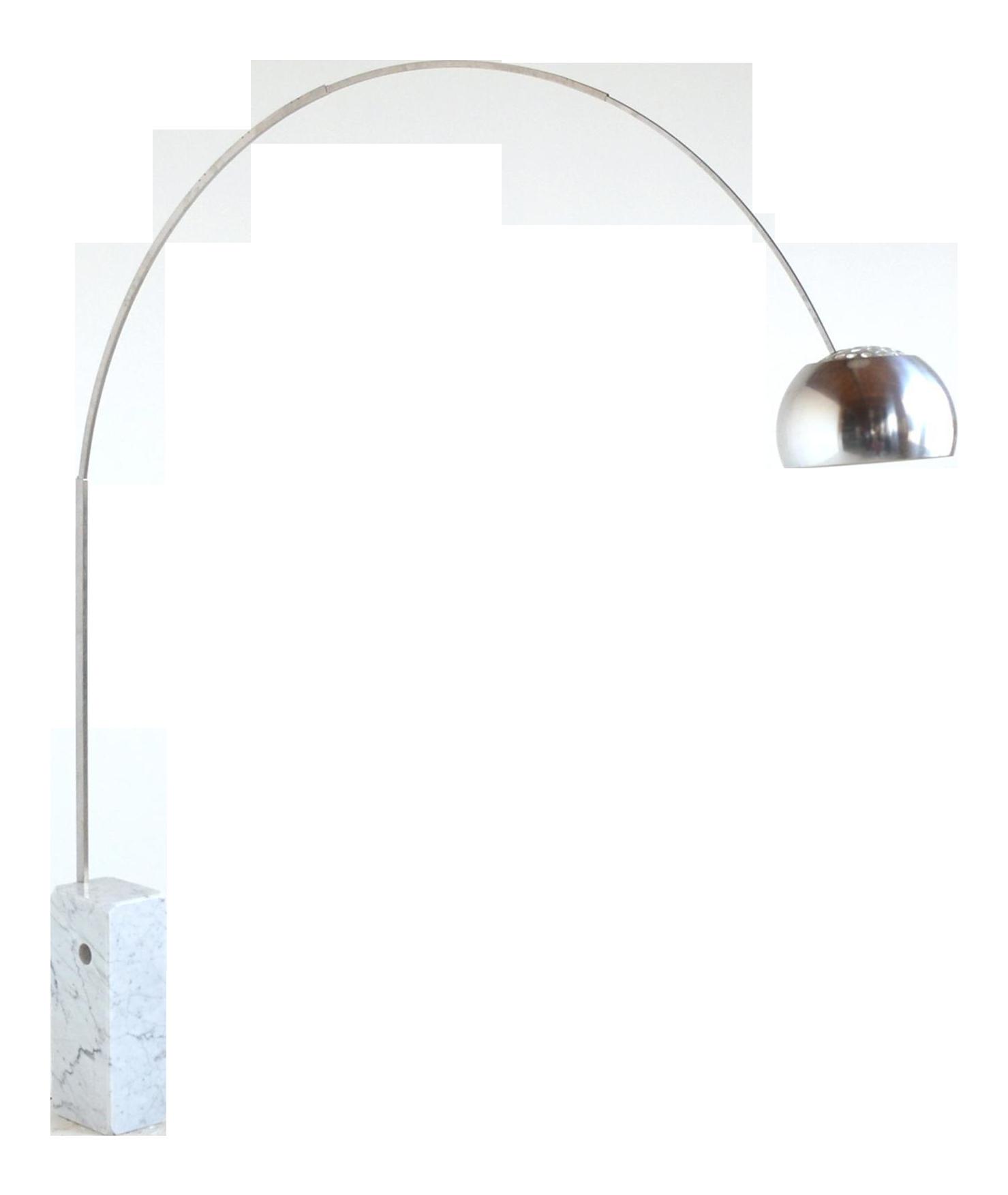Antique  for Original Arco Lamp  150ifm