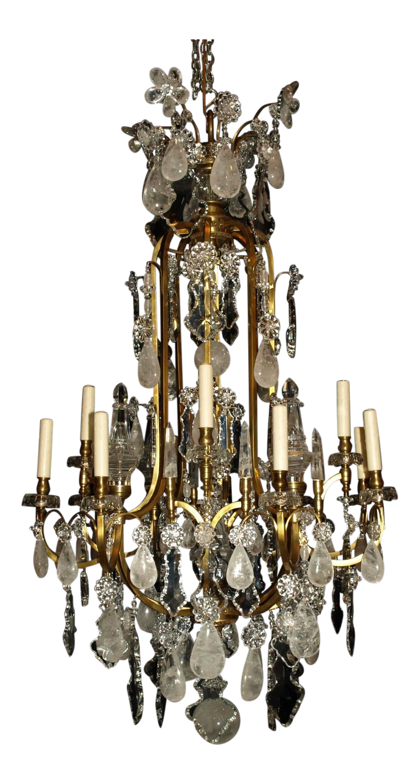 Exquisite antique chandelier rock crystal chandelier by baccarat exquisite antique chandelier rock crystal chandelier by baccarat decaso aloadofball Image collections