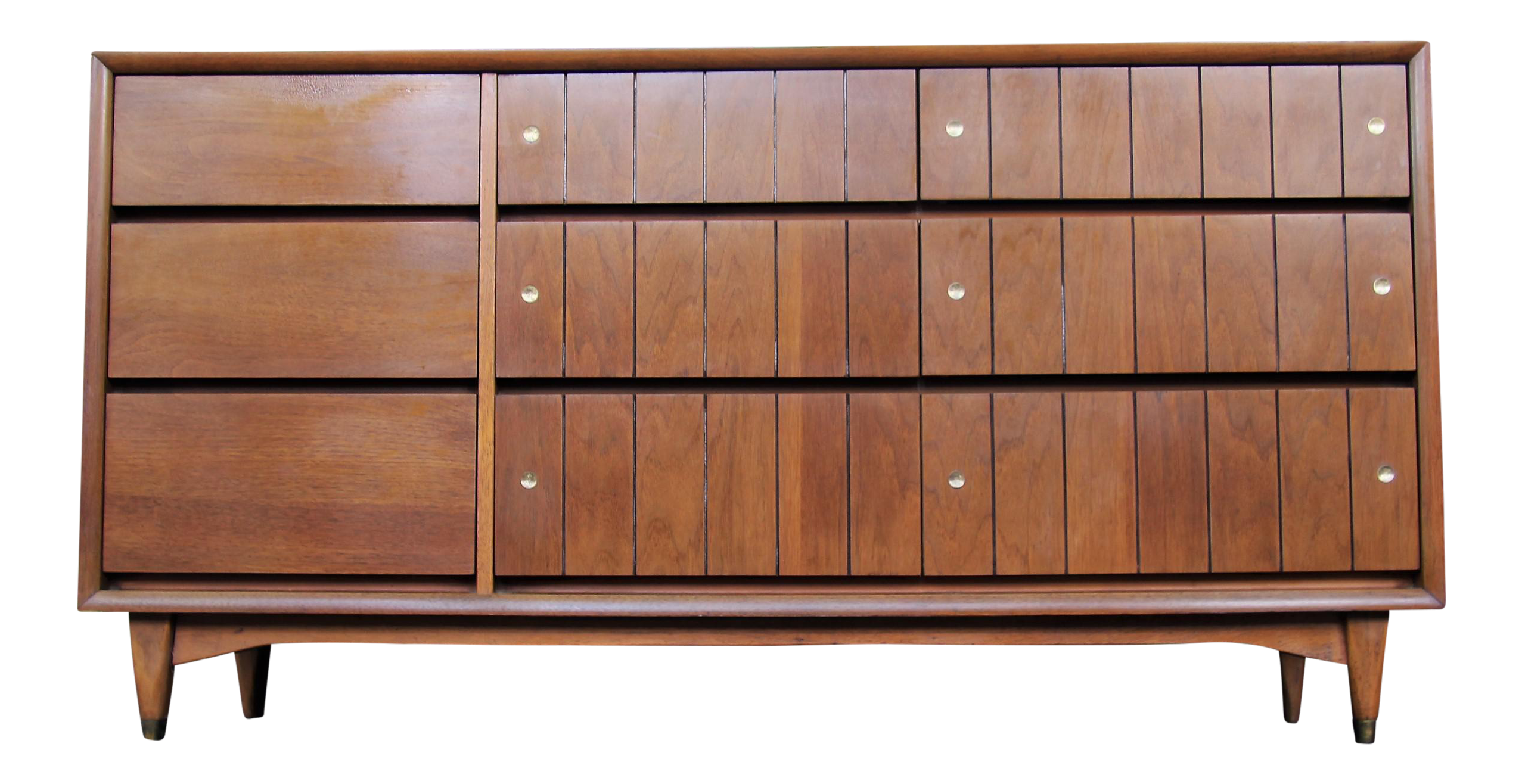 Kroehler Furniture Mid Century Credenza Chairish