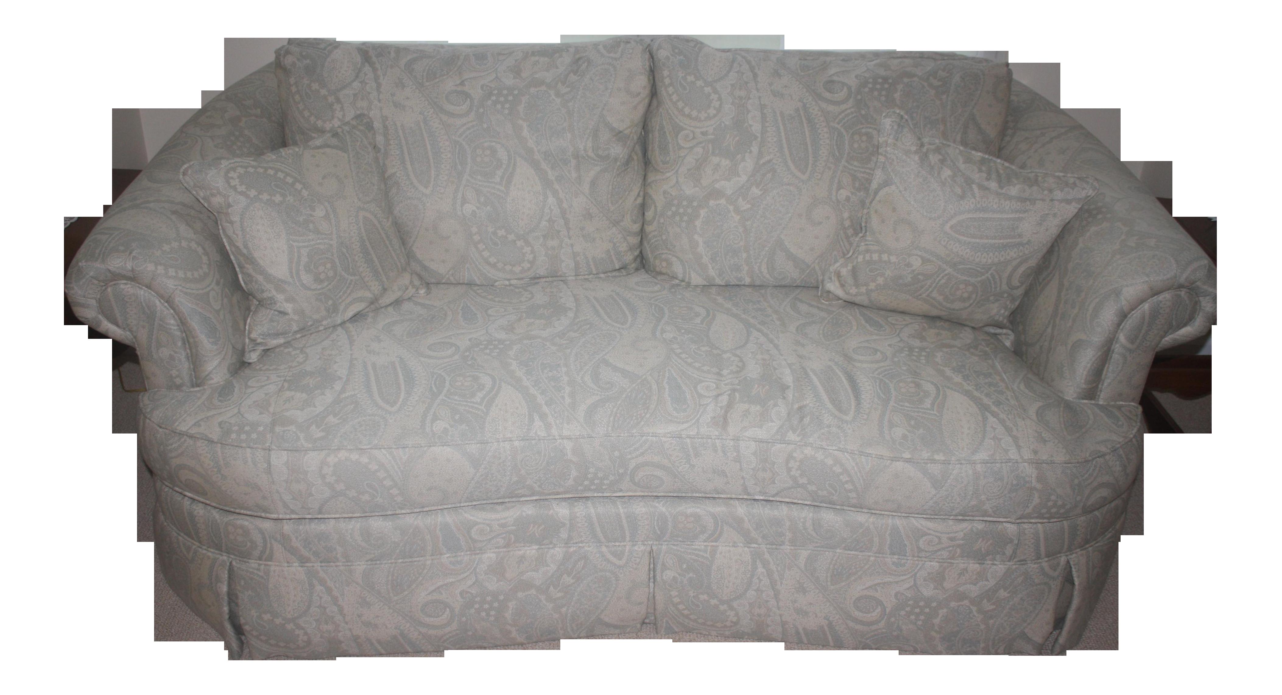 Ethan Allen Paris Sofa Couch Loveseat