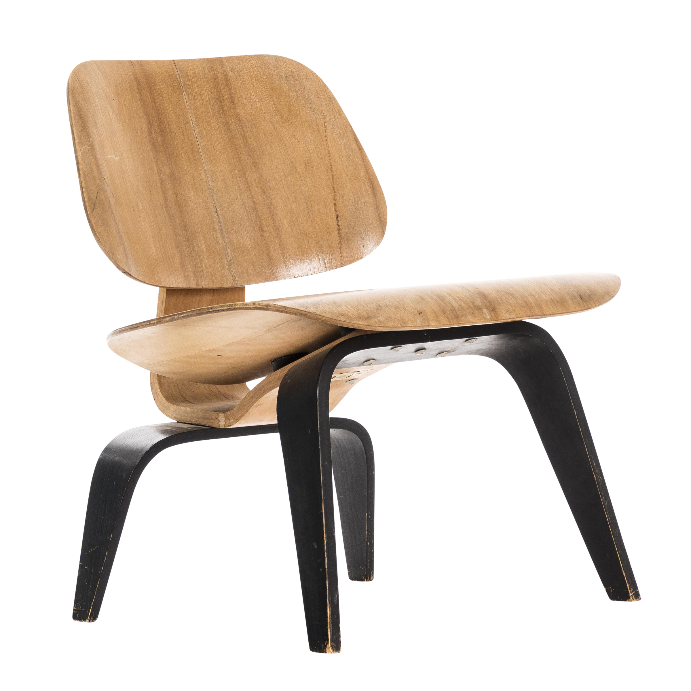 sc 1 st  Decaso & Sophisticated Charles and Ray Eames LCW Chair | DECASO