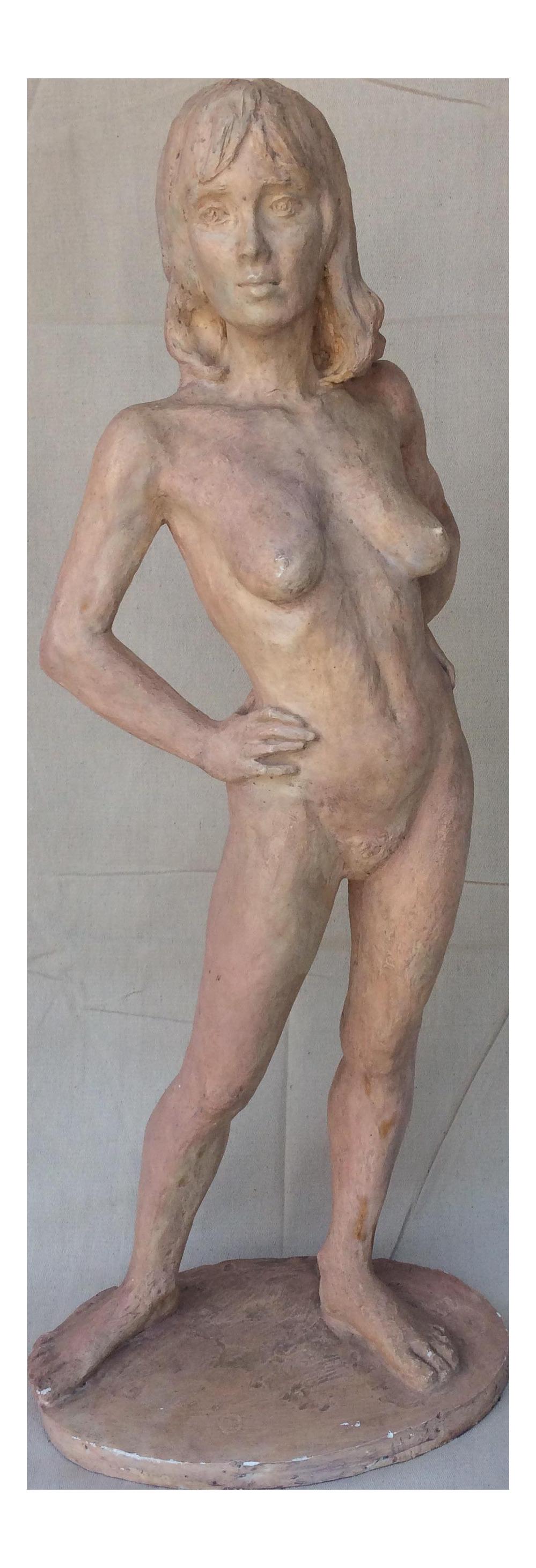 Female Nude Study 107