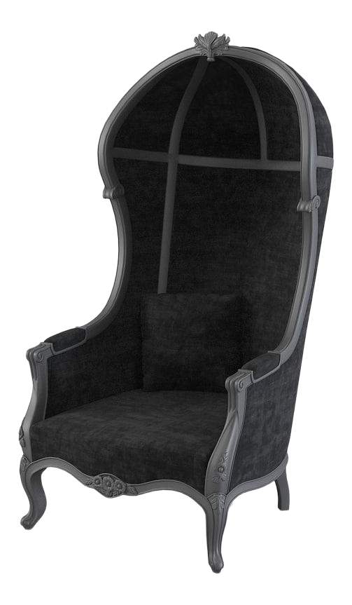 Surprising Boroque Inspired Enzo Armchair From Modani I Modani Black Large Lounge Chair Onthecornerstone Fun Painted Chair Ideas Images Onthecornerstoneorg