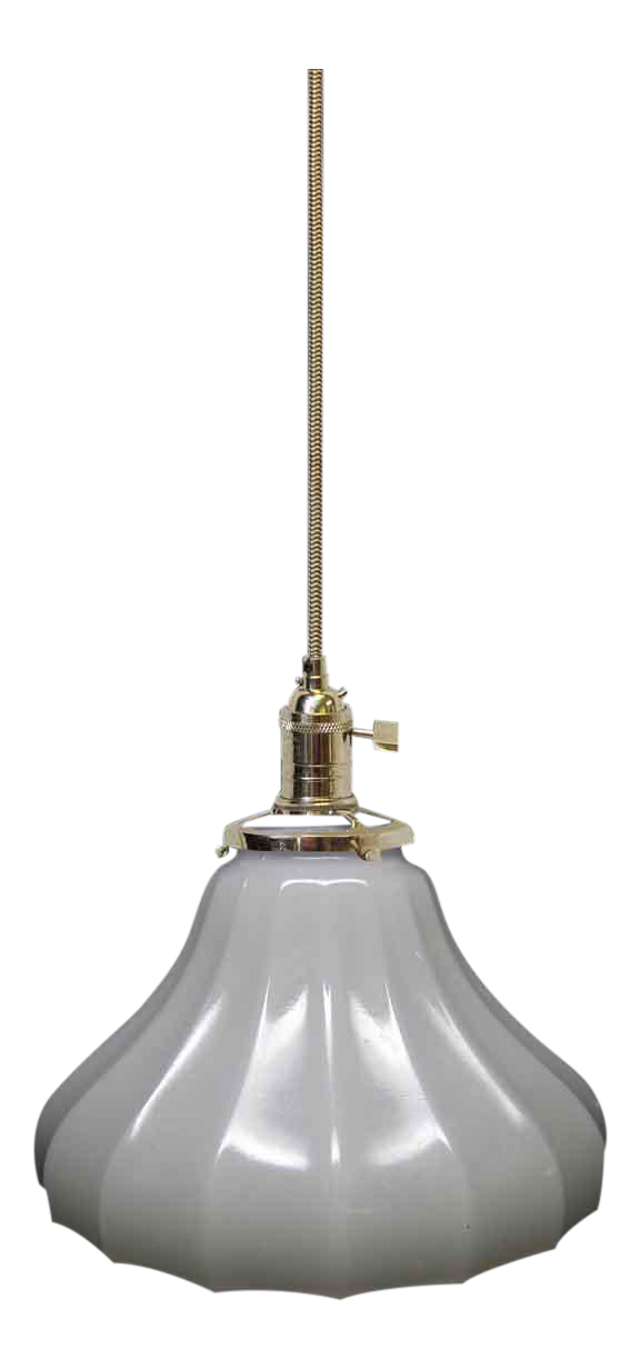 Antique Milk Glass White Pendant Light - Chairish Antique Milk Glass White Pendant Light - 웹