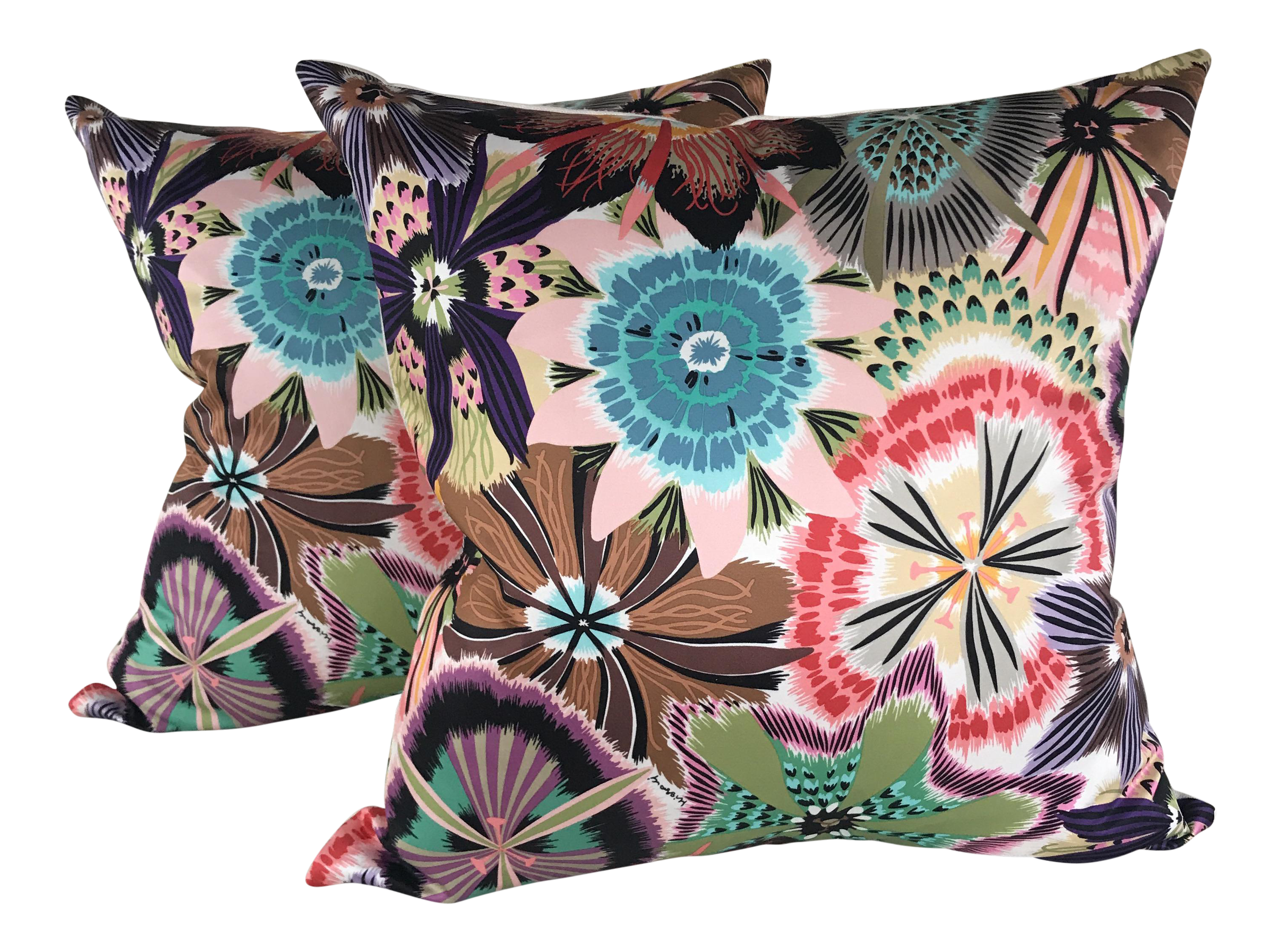 missoni wallpaper home pillows wallpapers group img pillow