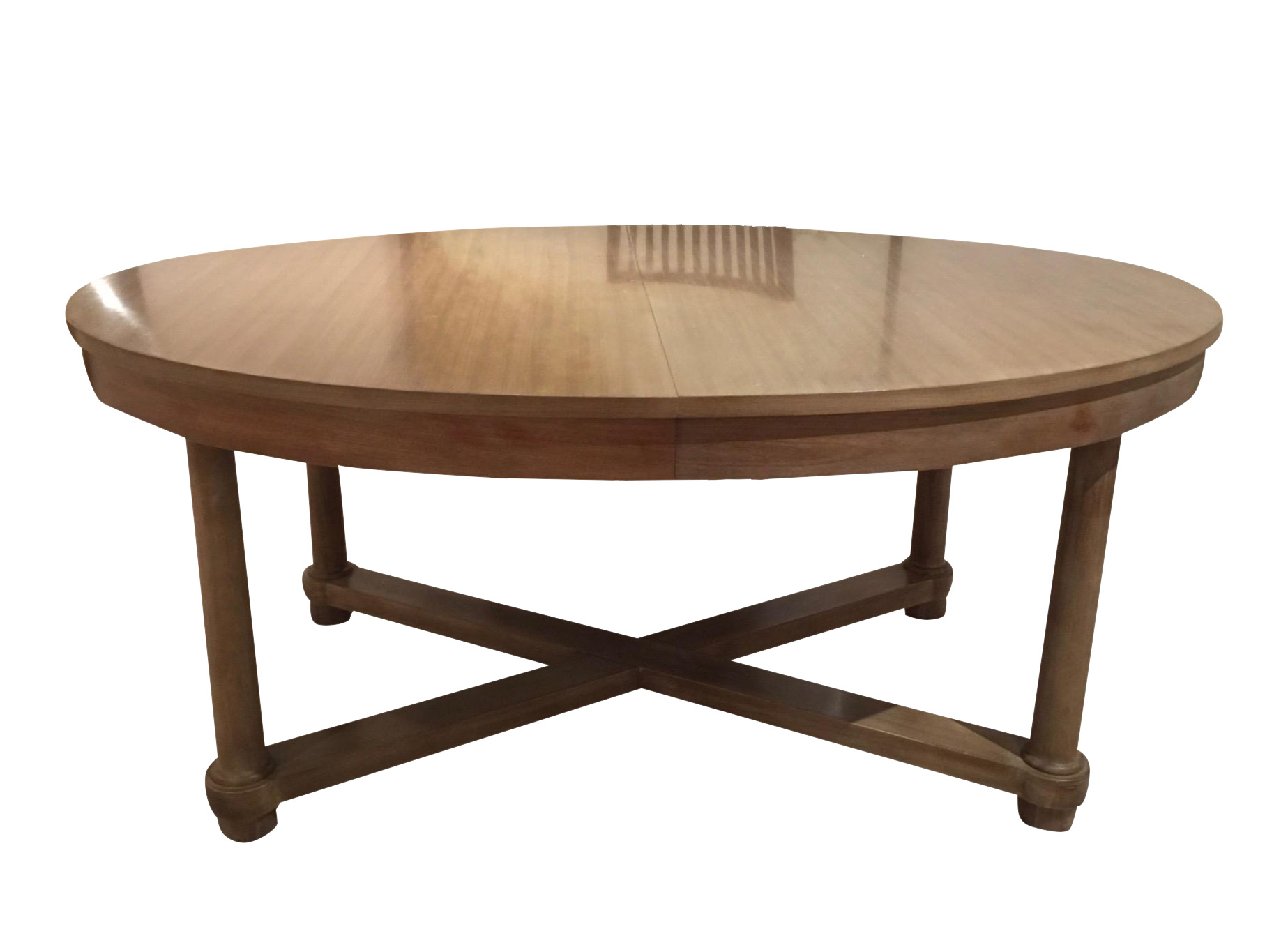 Barbara Barry for Baker Oval Dining Table Chairish