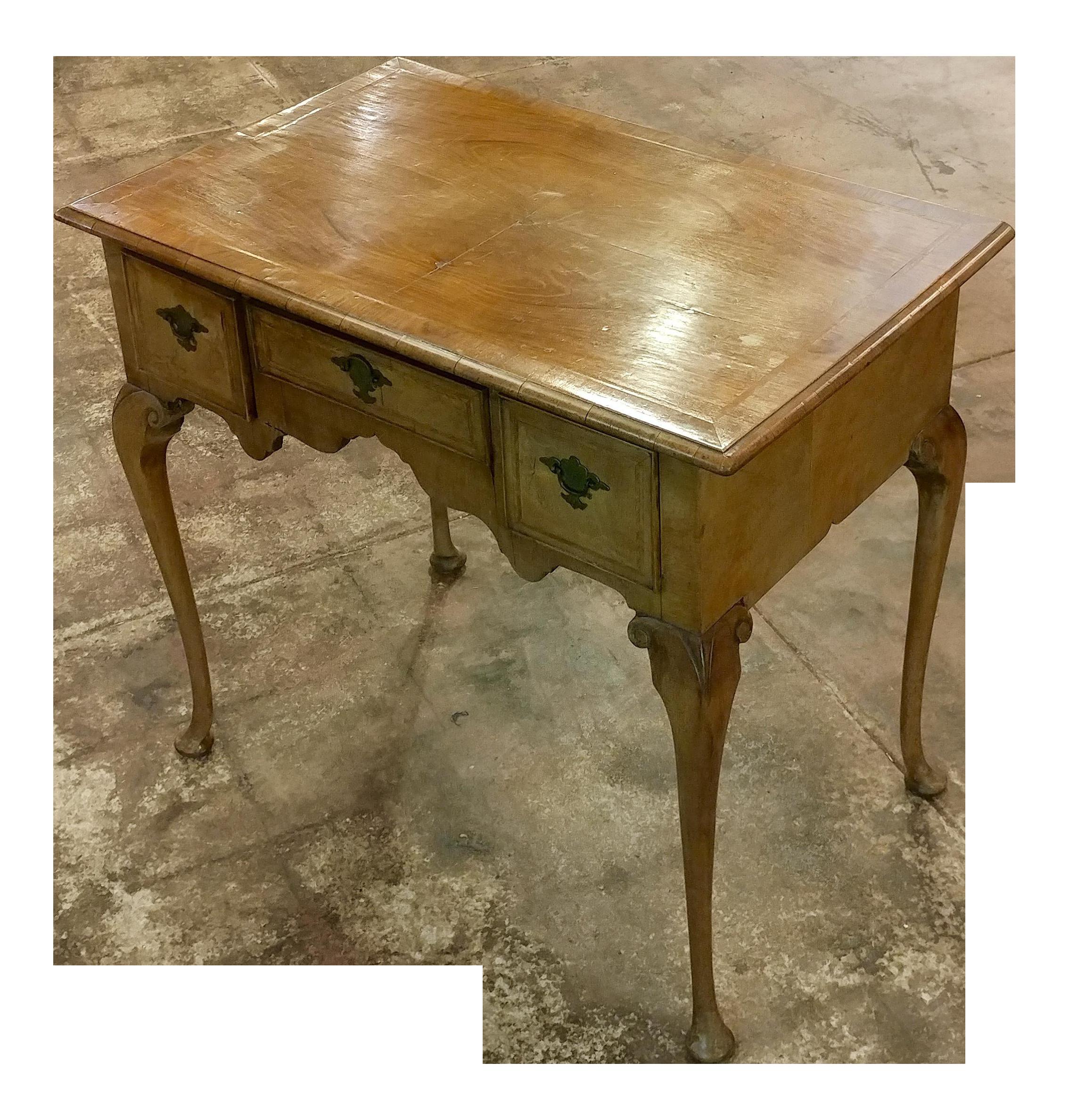 Queen Anne Desk >> 18th Century Queen Anne Desk Chairish