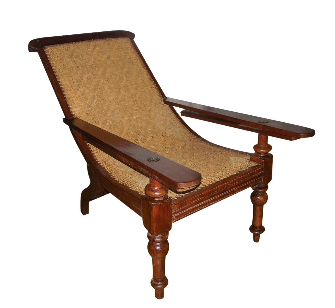 - Antique Anglo-Indian Plantation Chair Chairish