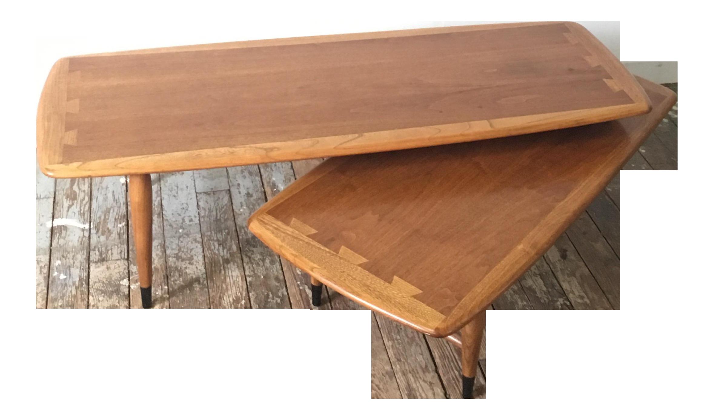 Lane Acclaim Switchblade Swivel Coffee Table
