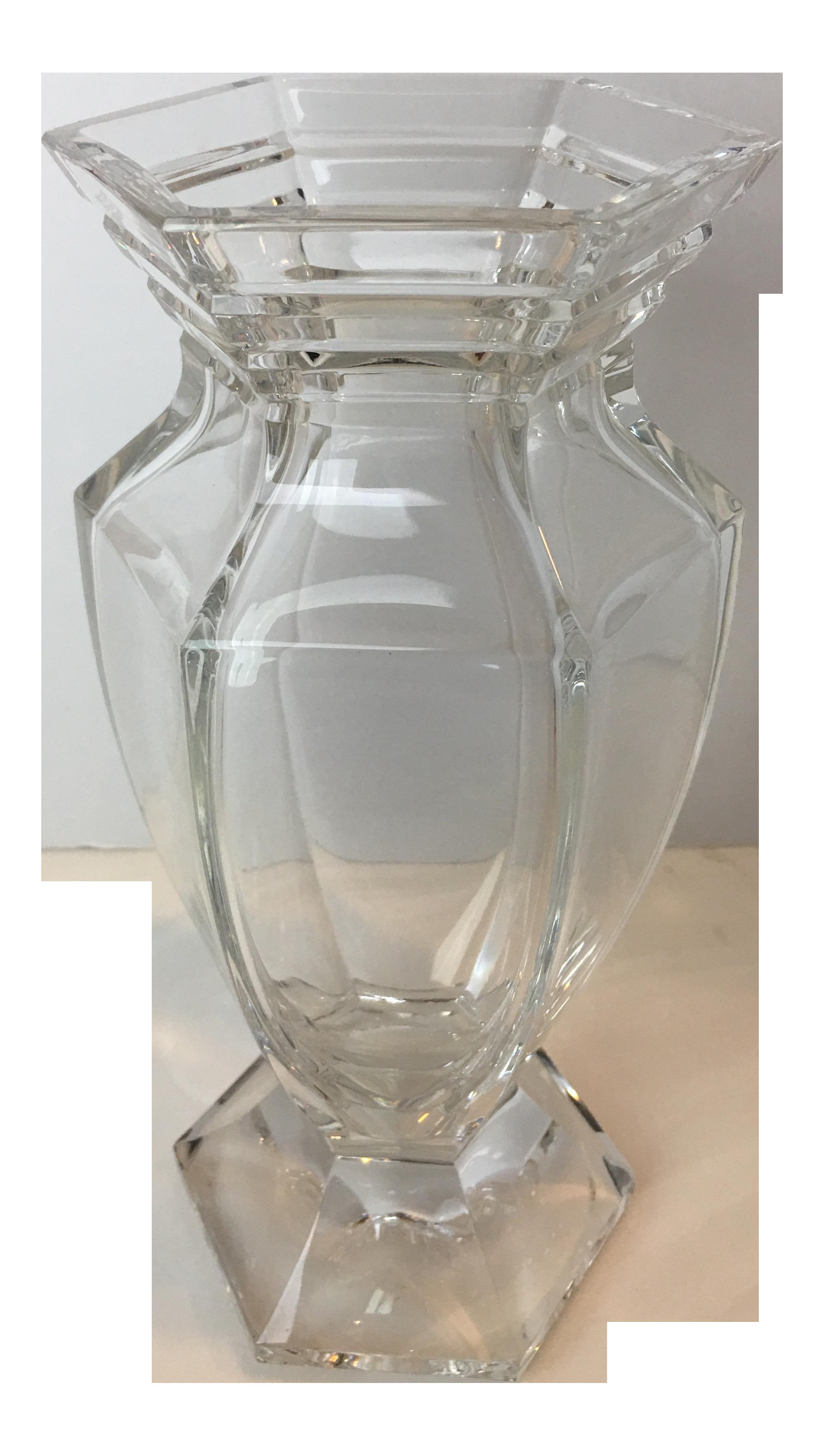 299 & Waterford Odessa Crystal Flower Vase