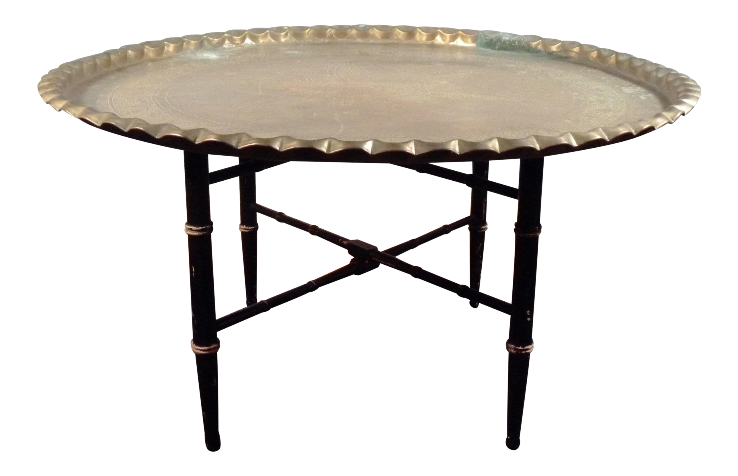 Vintage Used Moroccan Coffee Tables Chairish