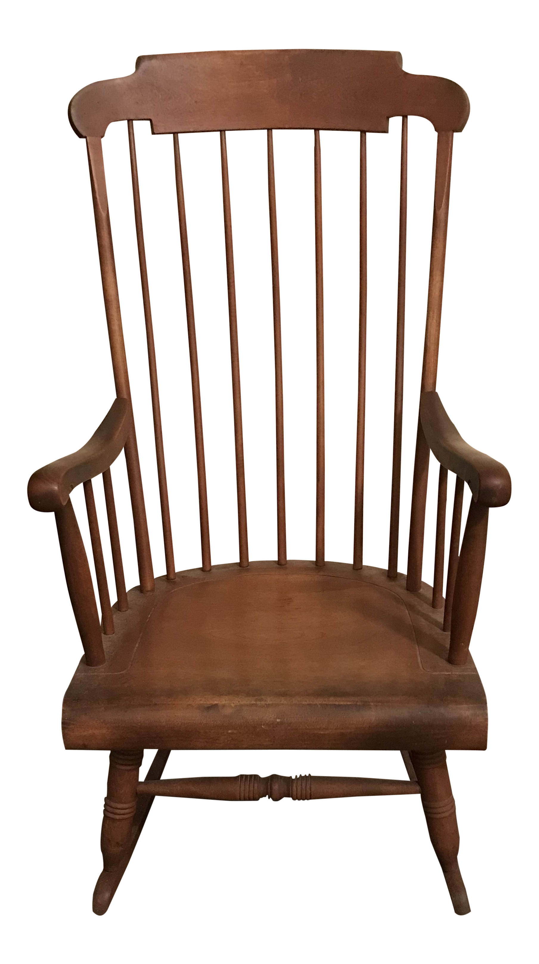 Superb Vintage Wood Rocking Chair Ncnpc Chair Design For Home Ncnpcorg