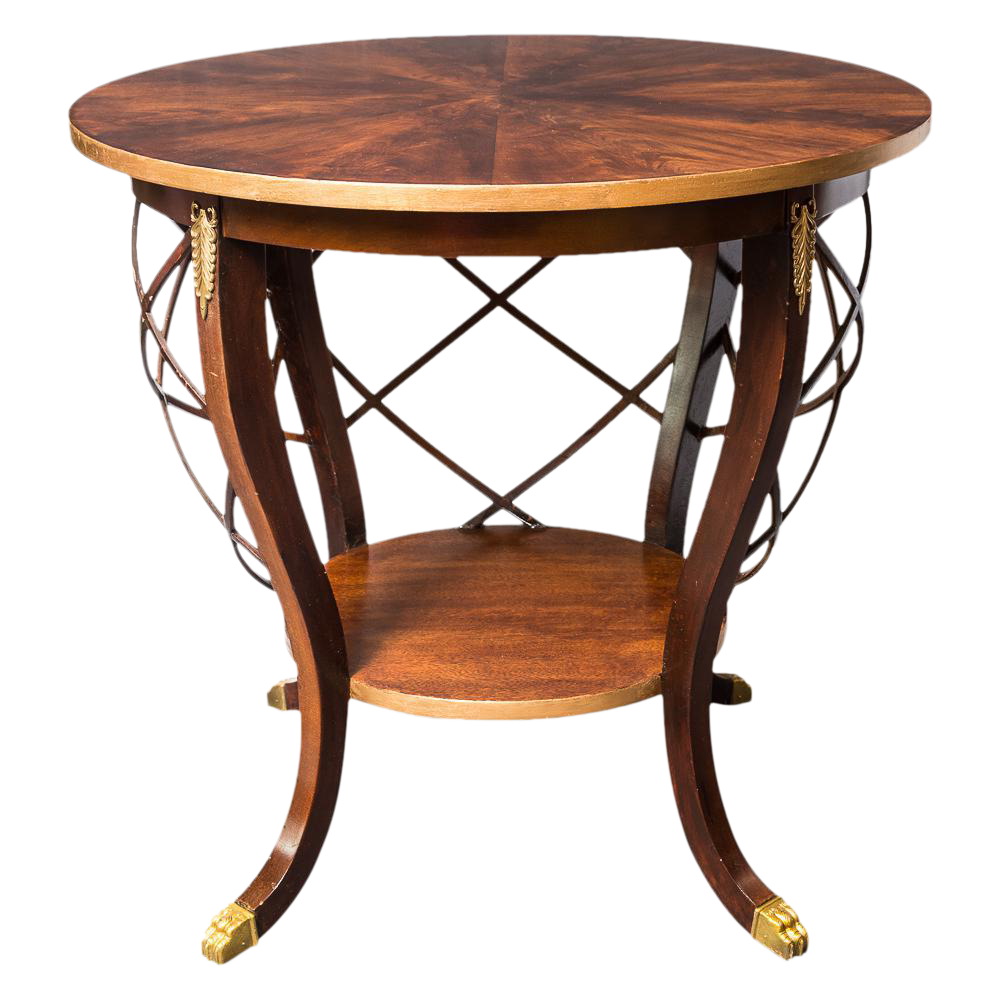 regency side home quartz alexia brass product detail table kathy kuo round hollywood antique