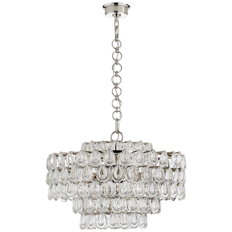 Visual comfort liscia chandelier chairish arubaitofo Image collections