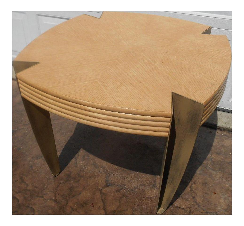 Gorgeous Mid Century Modern Designer Side Table Chairish