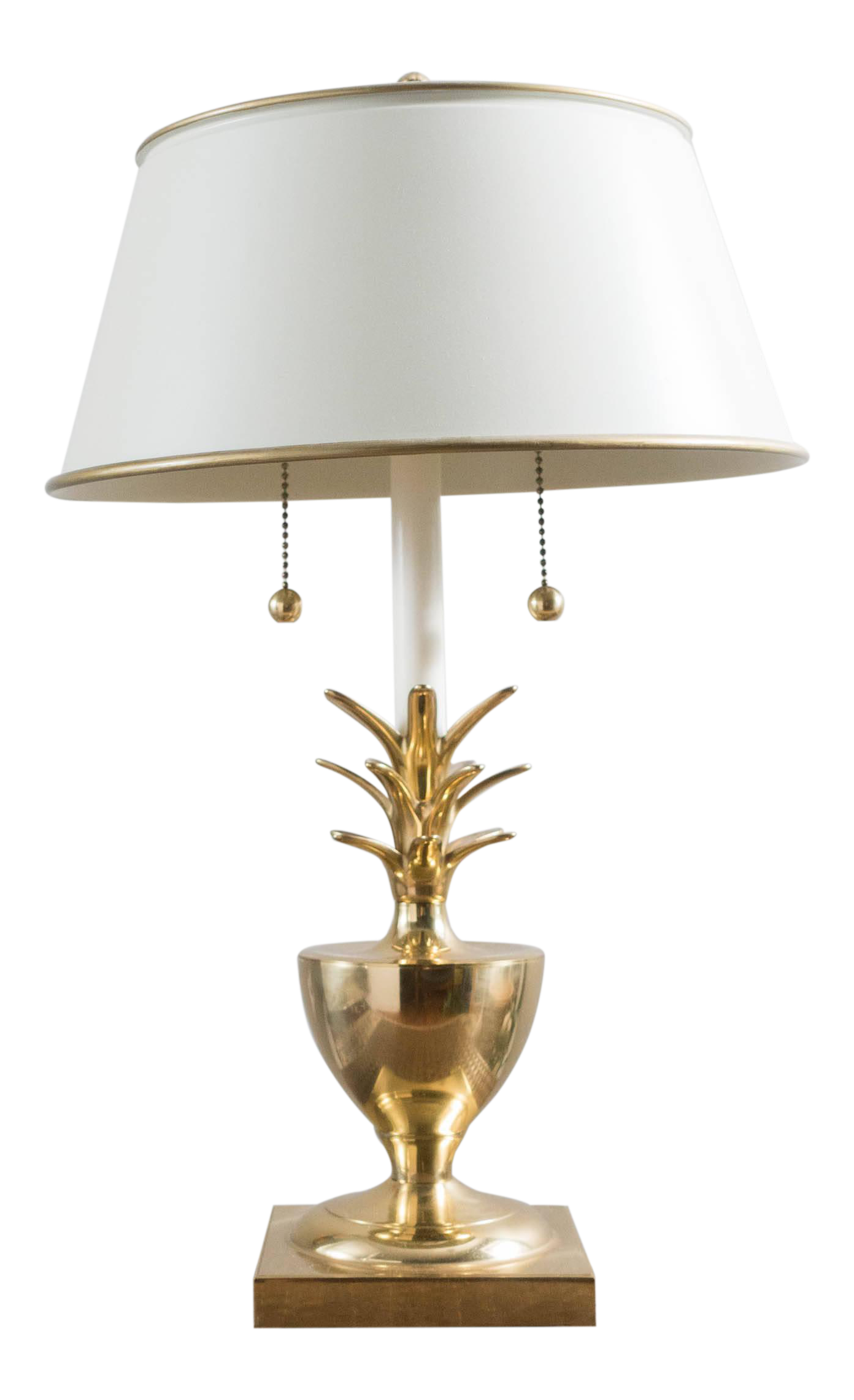 free home pineapple decor shipping resin white orders lamp overstock on over therapy product garden table