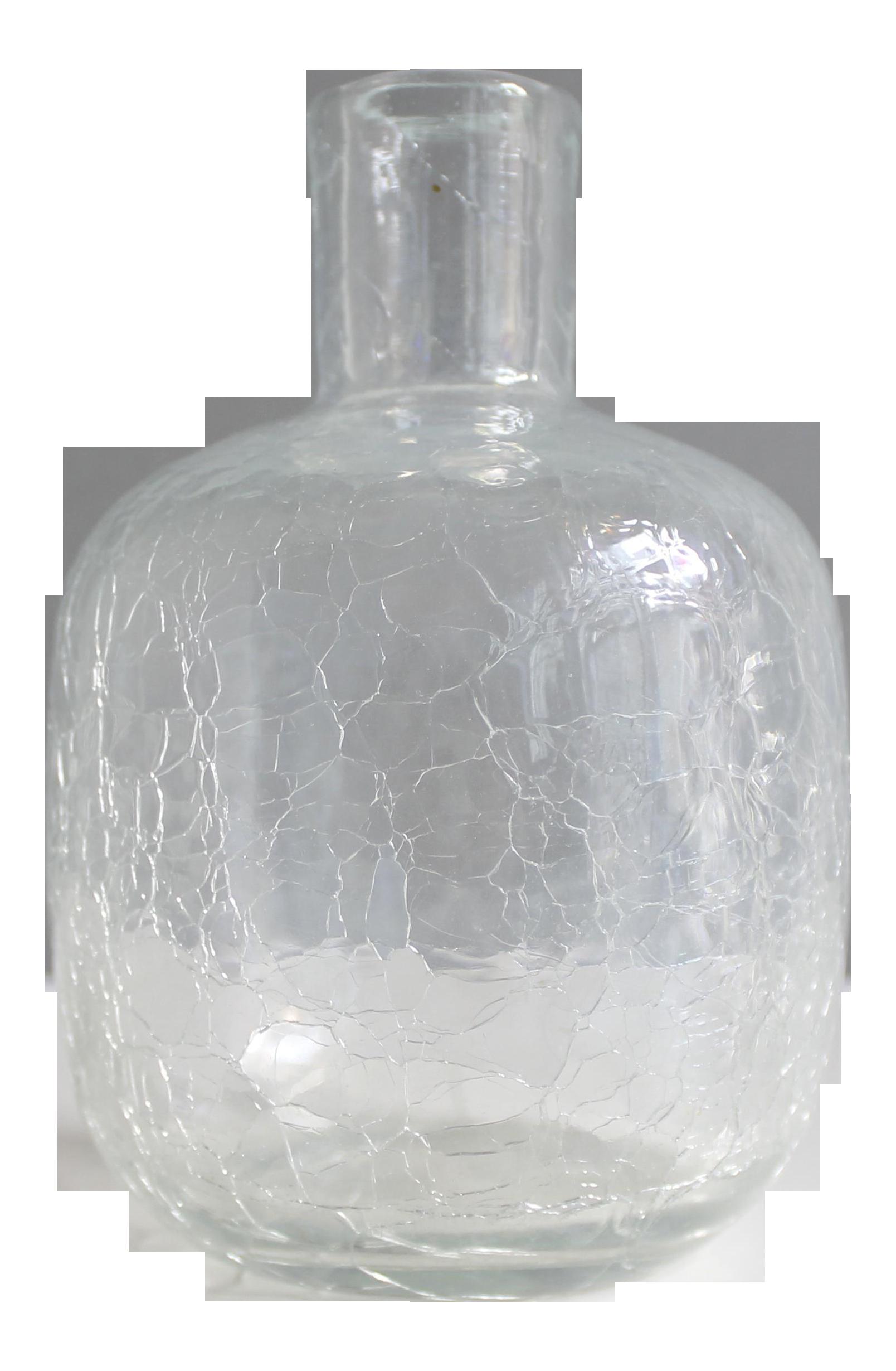 Vintage blenko crackle glass vase joel myers 6462 mid century vintage blenko crackle glass vase joel myers 6462 mid century modern chairish reviewsmspy