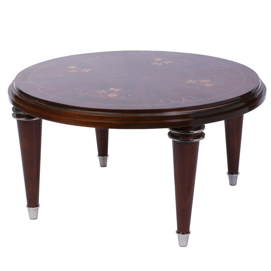 Leleu Art Deco Coffee Table