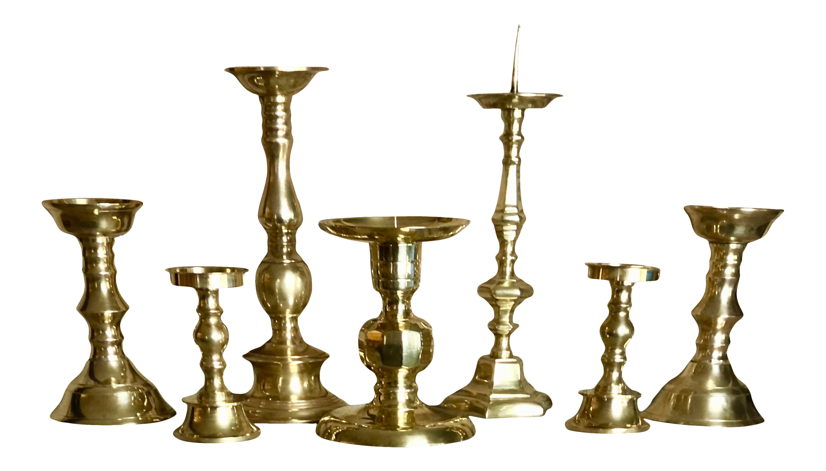Brass old to candlesticks what with do How to