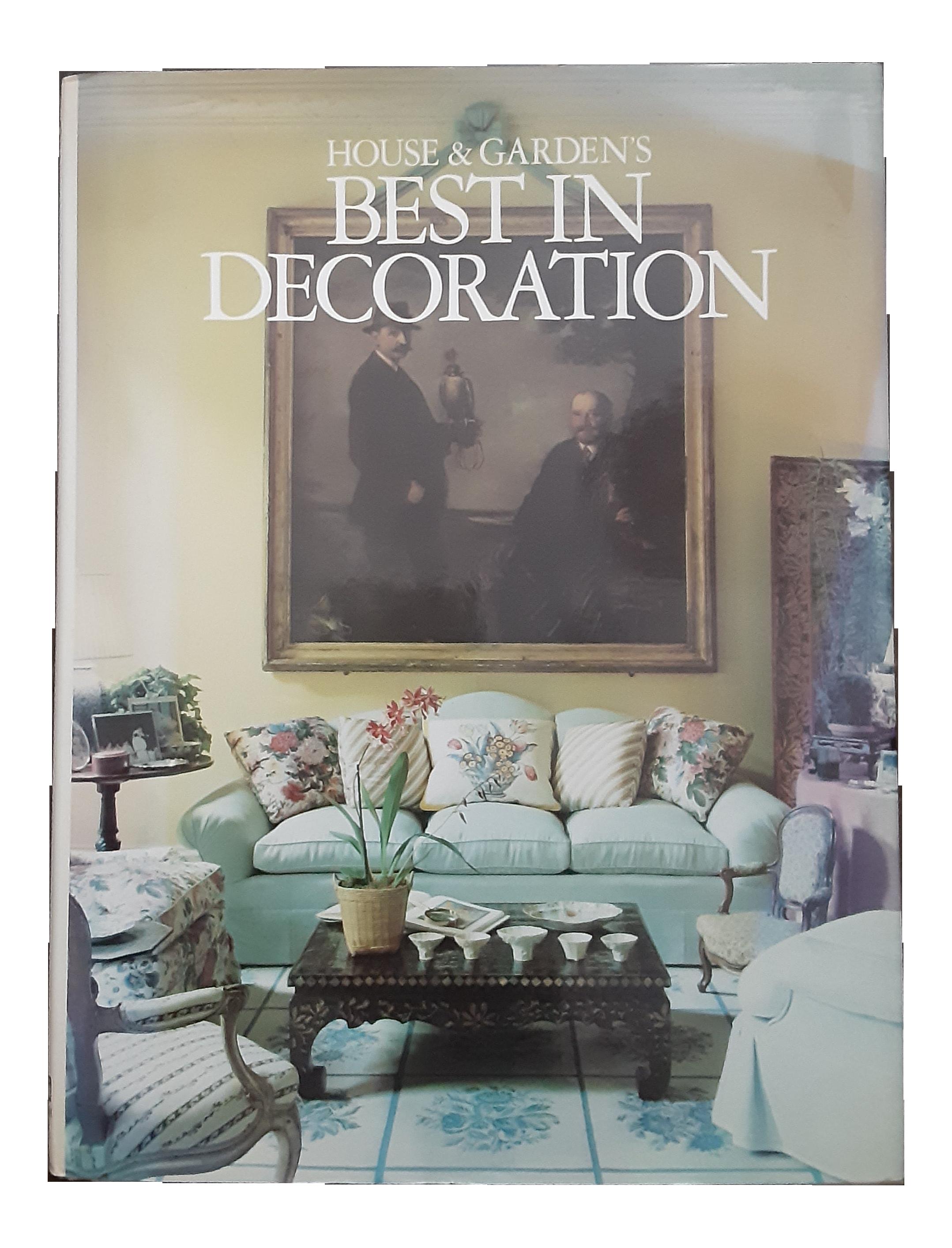 House And Garden Magazine Best In Decoration Interior Design
