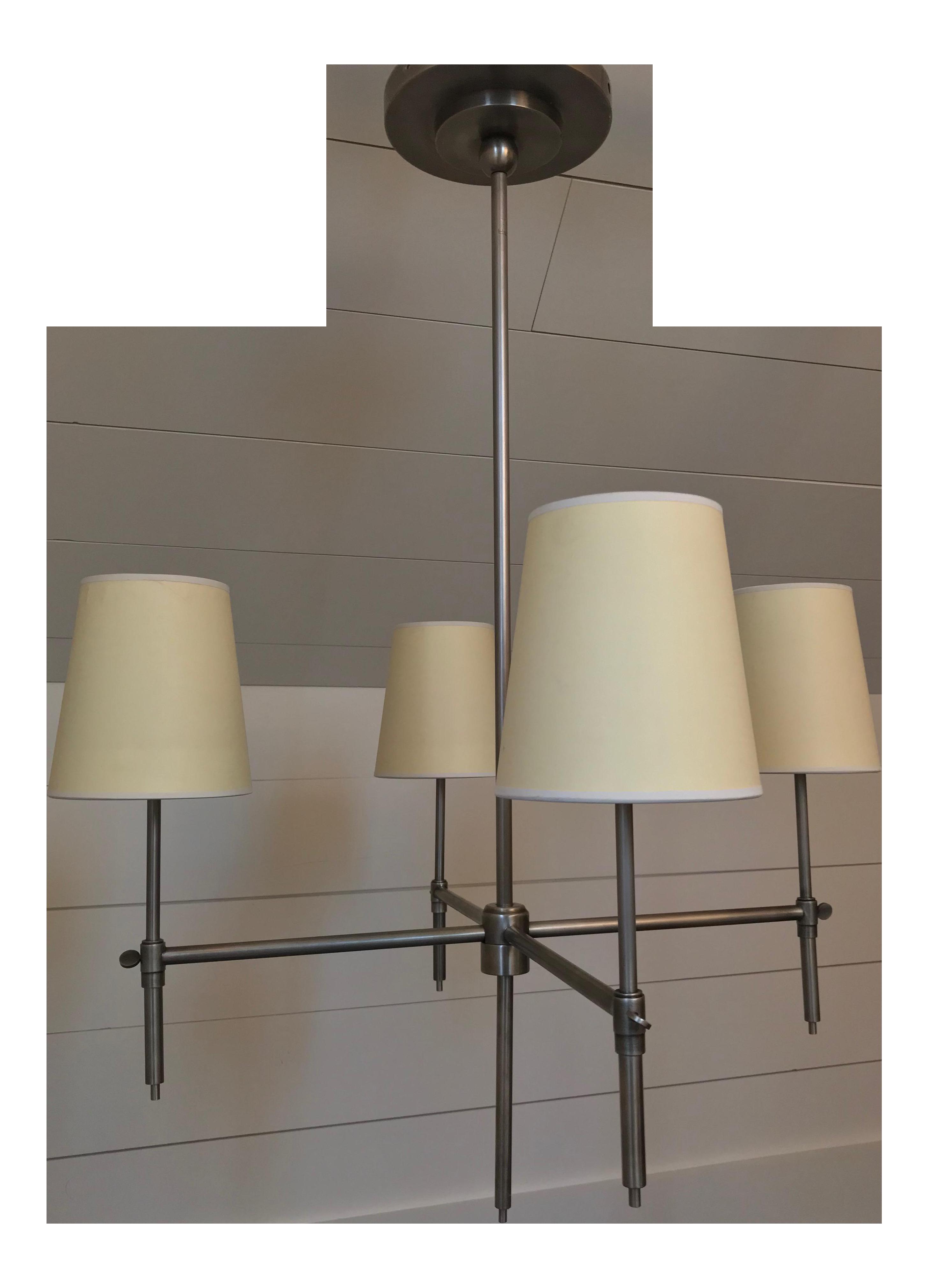 Thomas obrien bryant small chandelier chairish arubaitofo Gallery