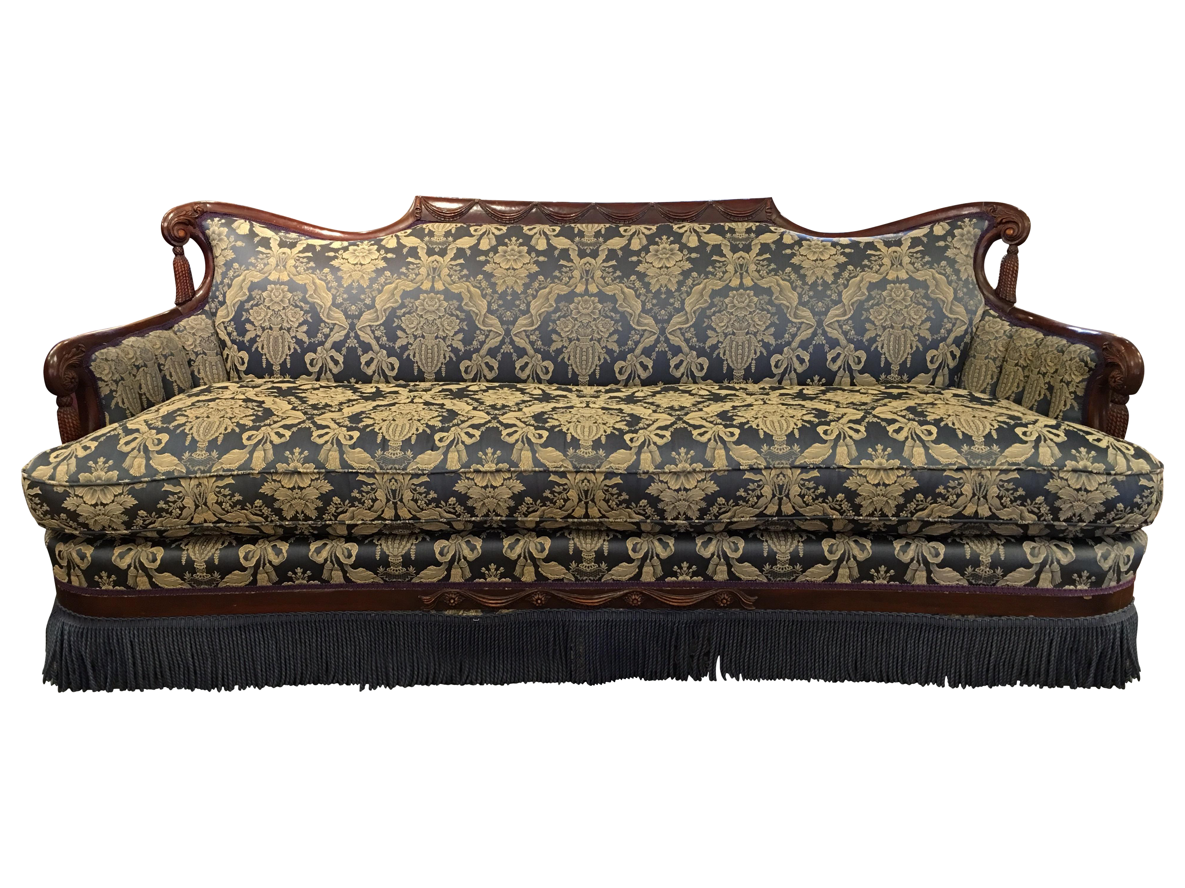 for mahogany sofa antiques antique sale with italian top couch couches