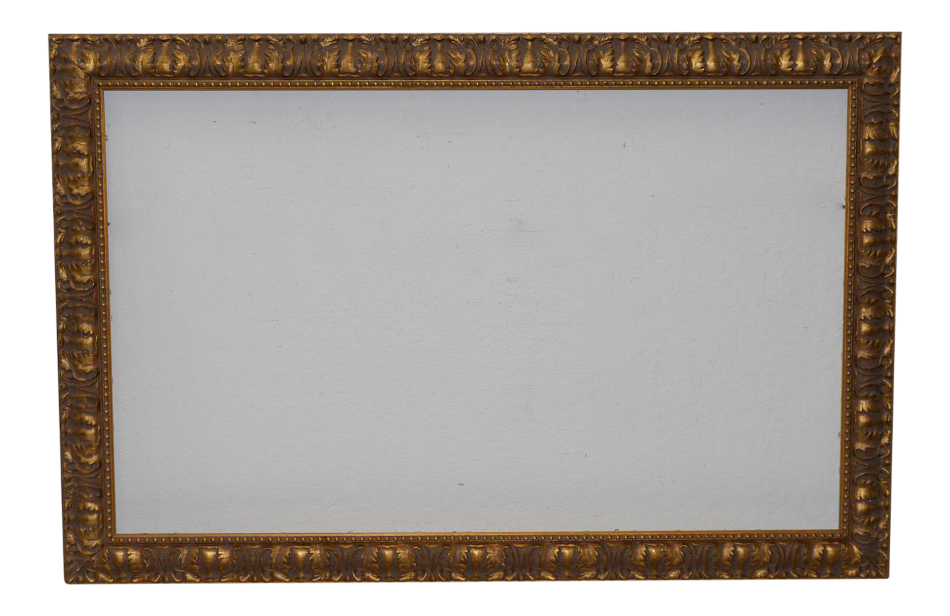 Early 20th Century Carved & Gilded Frame c.1930 | Chairish