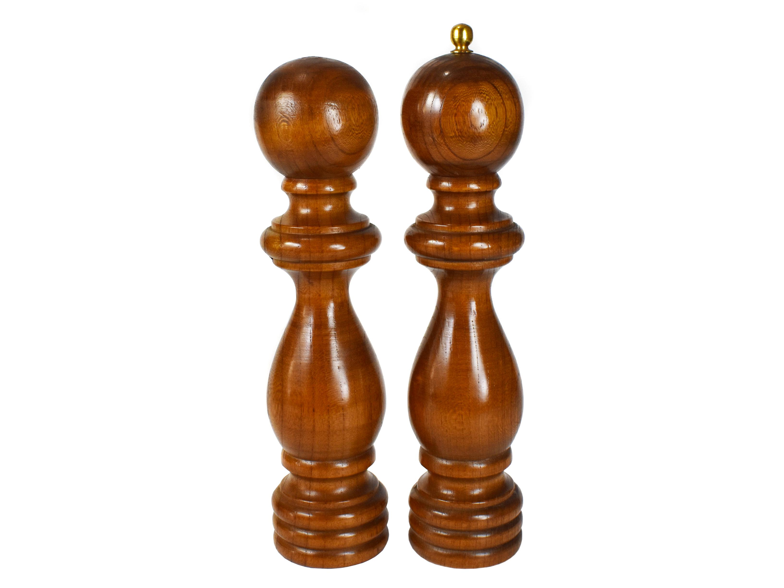 Large Wooden Salt And Pepper Mills Cheaper Than Retail Price Buy Clothing Accessories And Lifestyle Products For Women Men