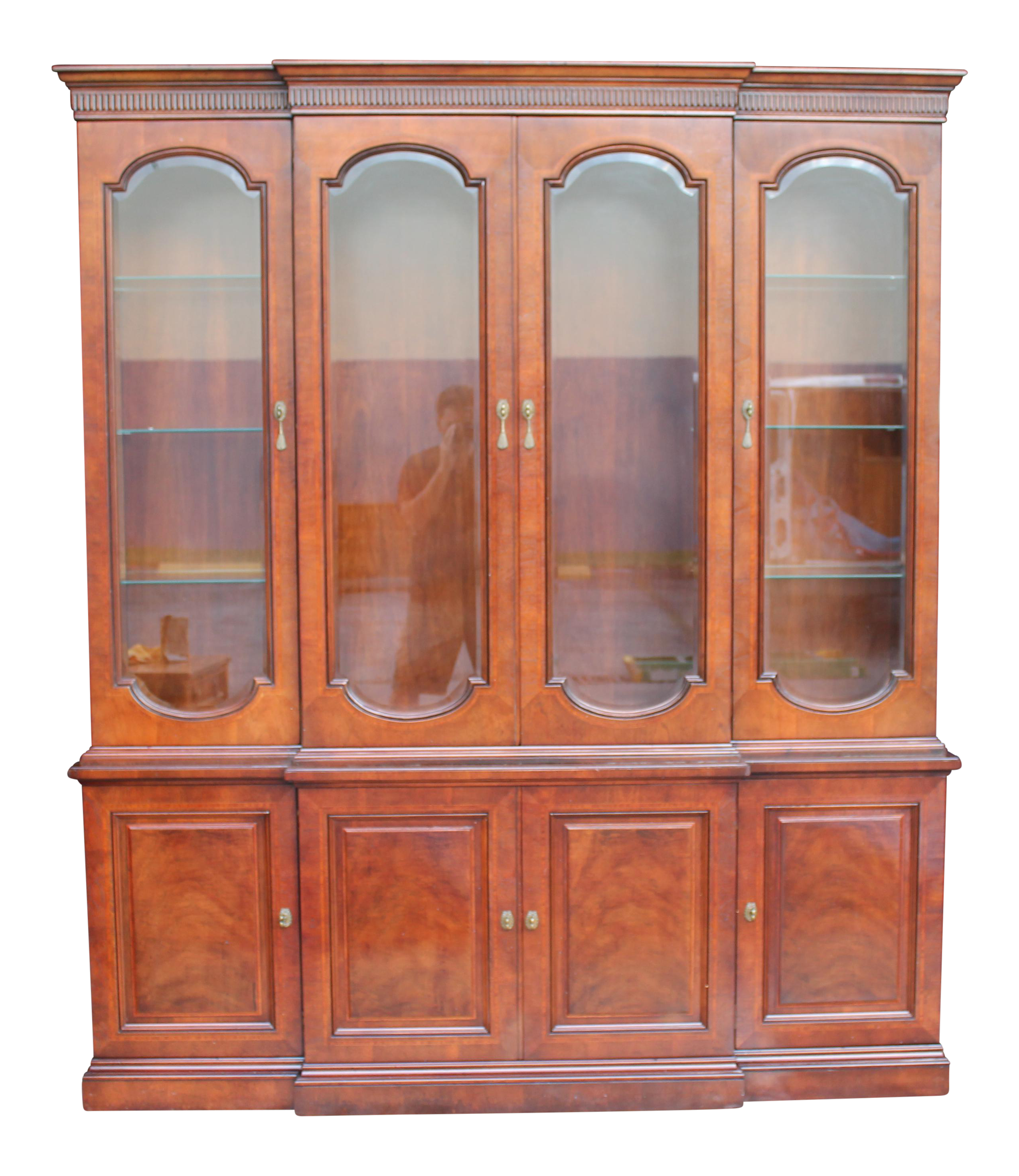 Vintage & Used Henredon China and Display Cabinets