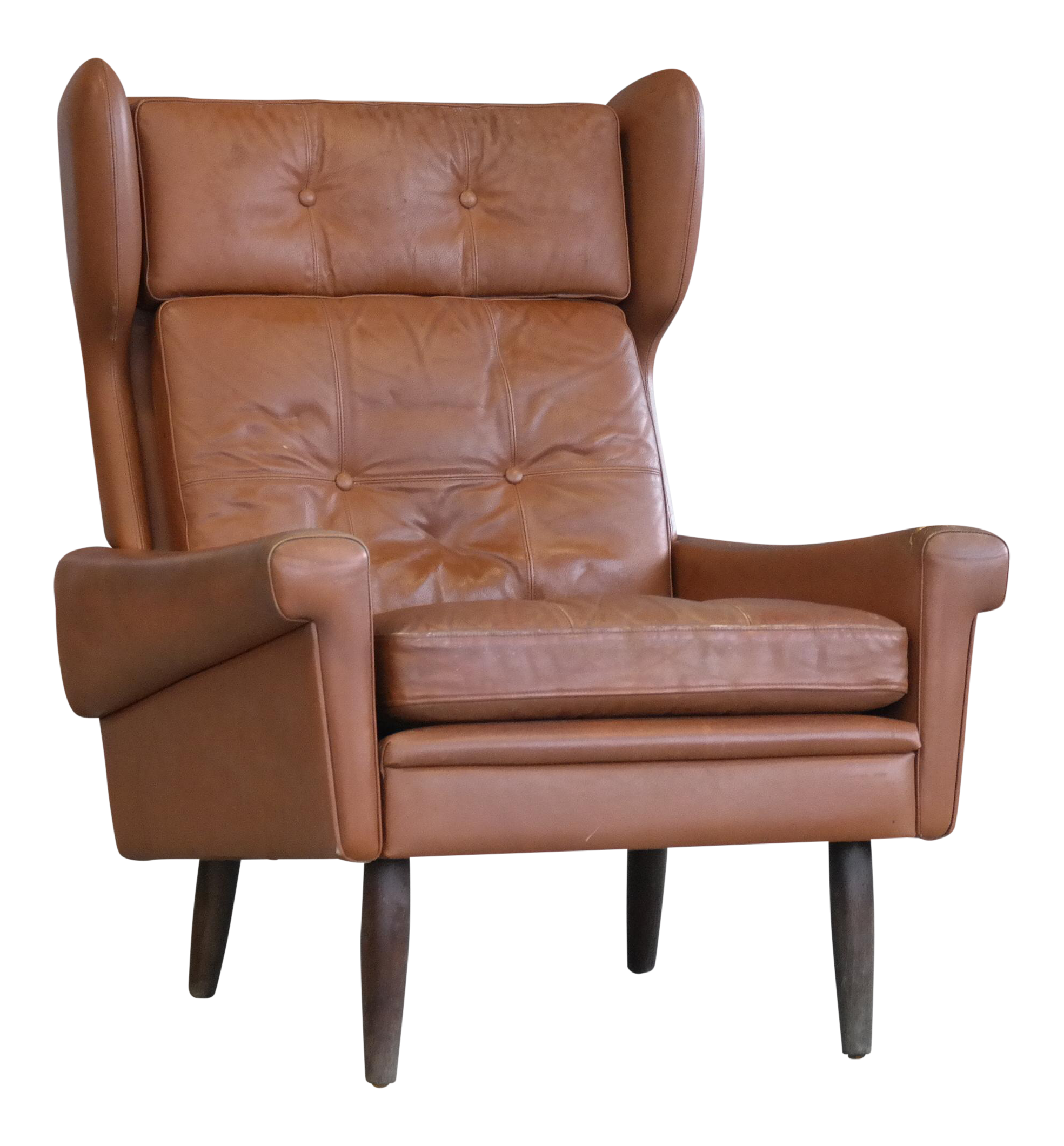 sofa chair thedropin leather co sale couch cognac for