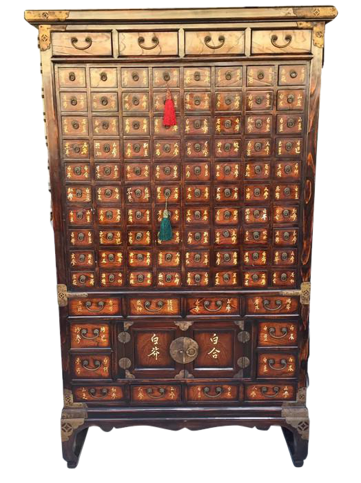 - Vintage Chinese Apothecary Cabinet Medicine Storage Chest Chairish