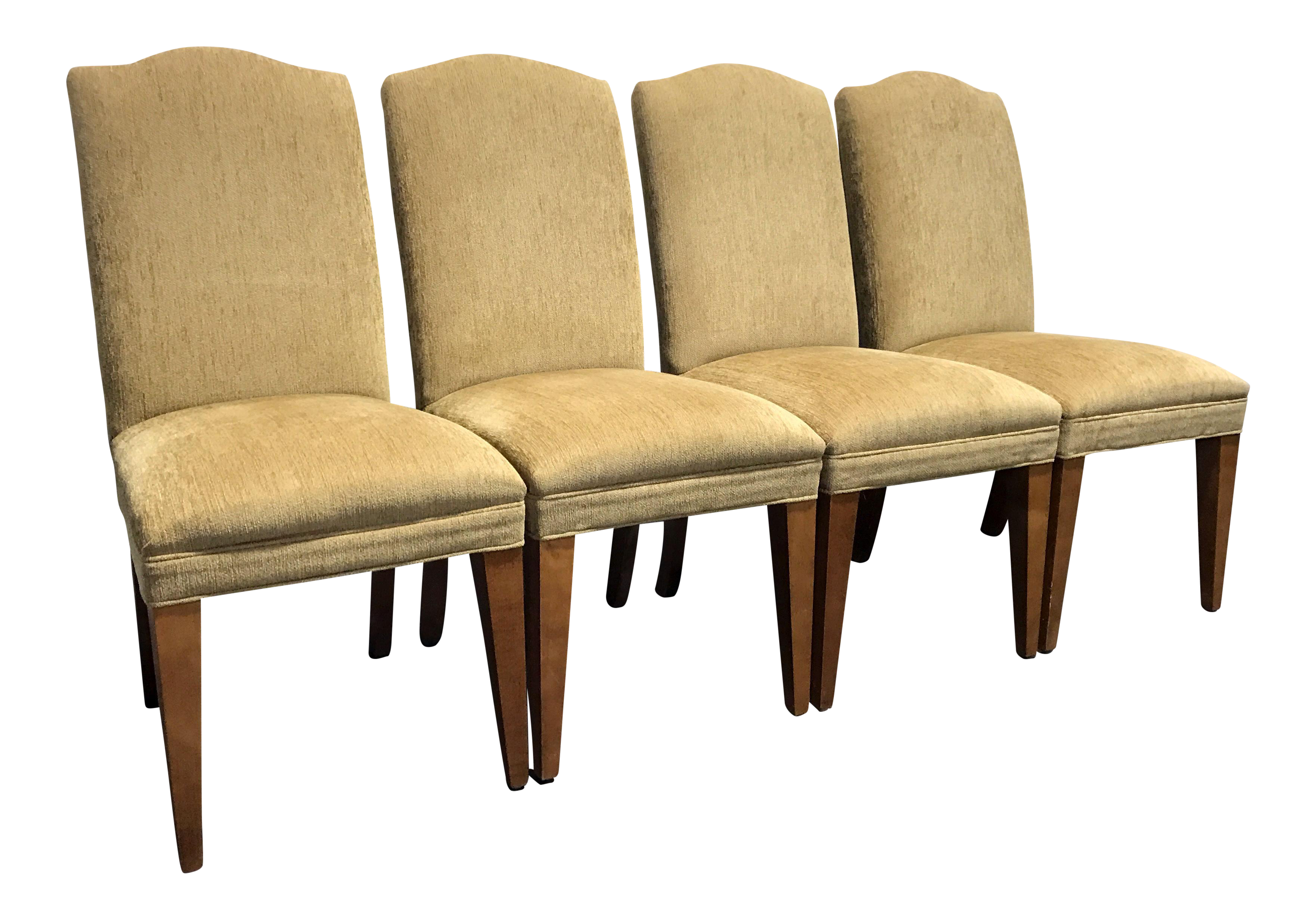 Mitchell Gold For Restoration Hardware Upholstered Dining