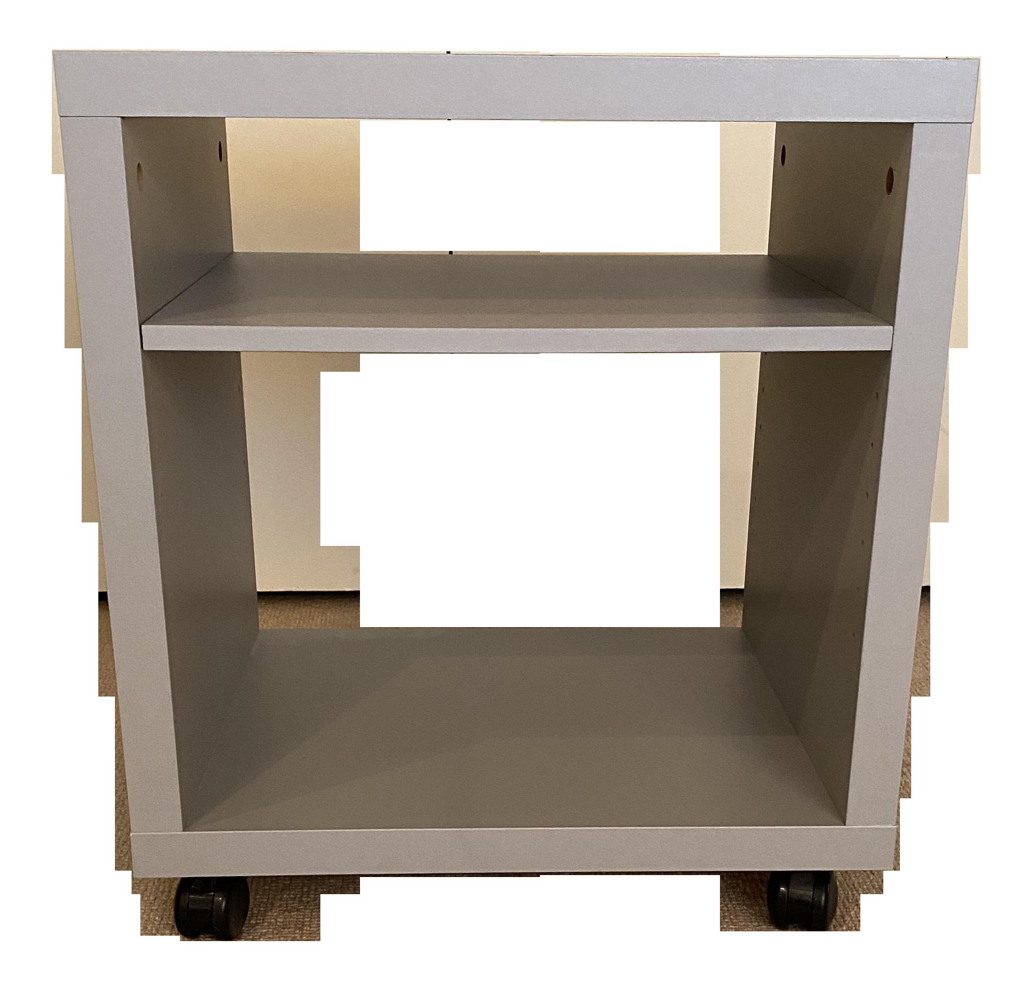 1980s Cube Storage Cabinet Or Nightstand Chairish
